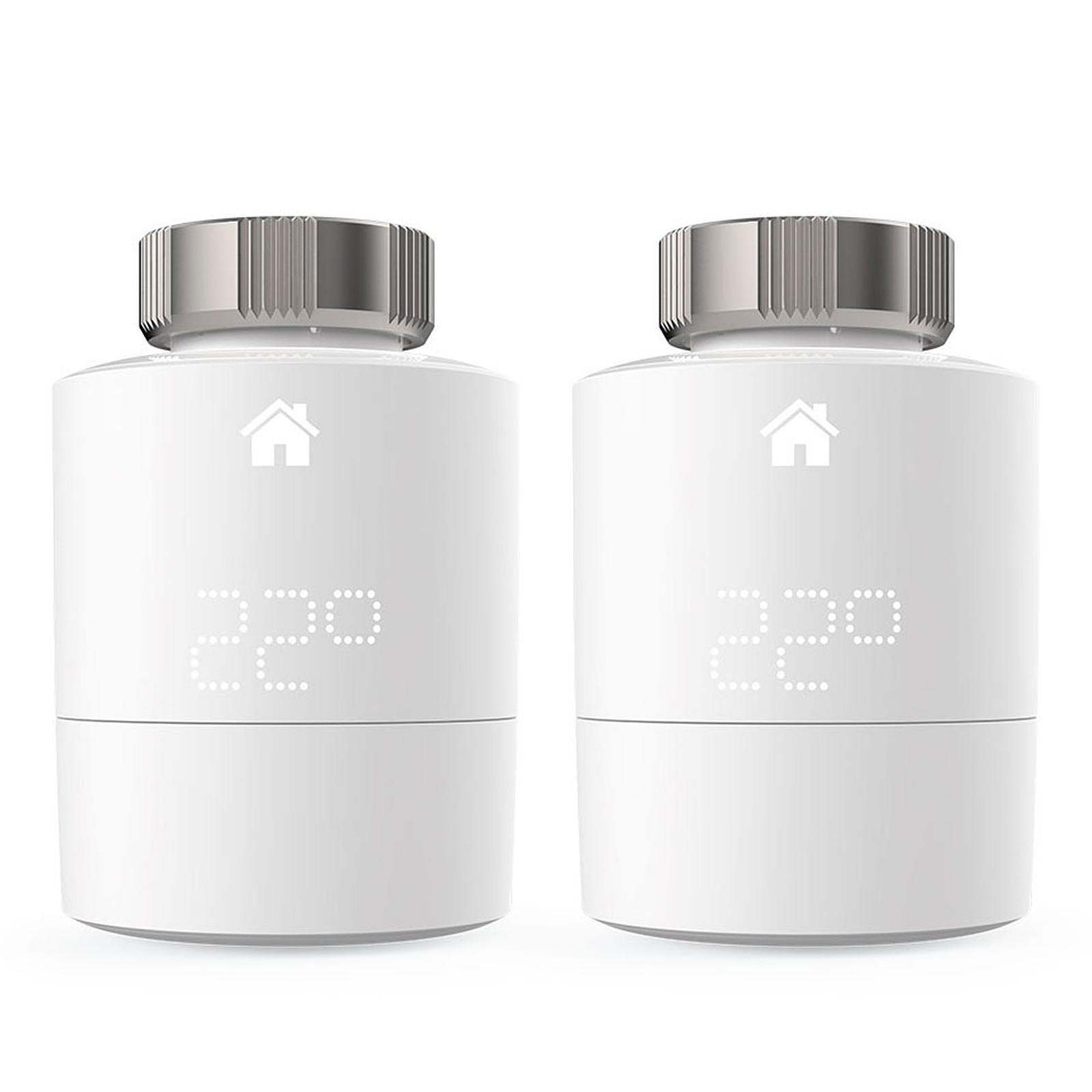 Tado Cabezales termostáticos inteligentes - Duo Pack