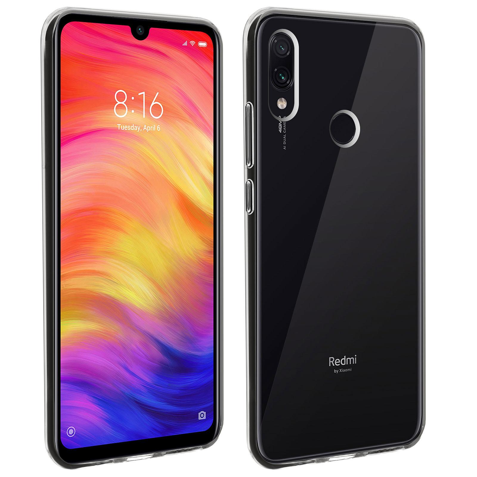Akashi Coque TPU Transparente Xiaomi Redmi Note 7