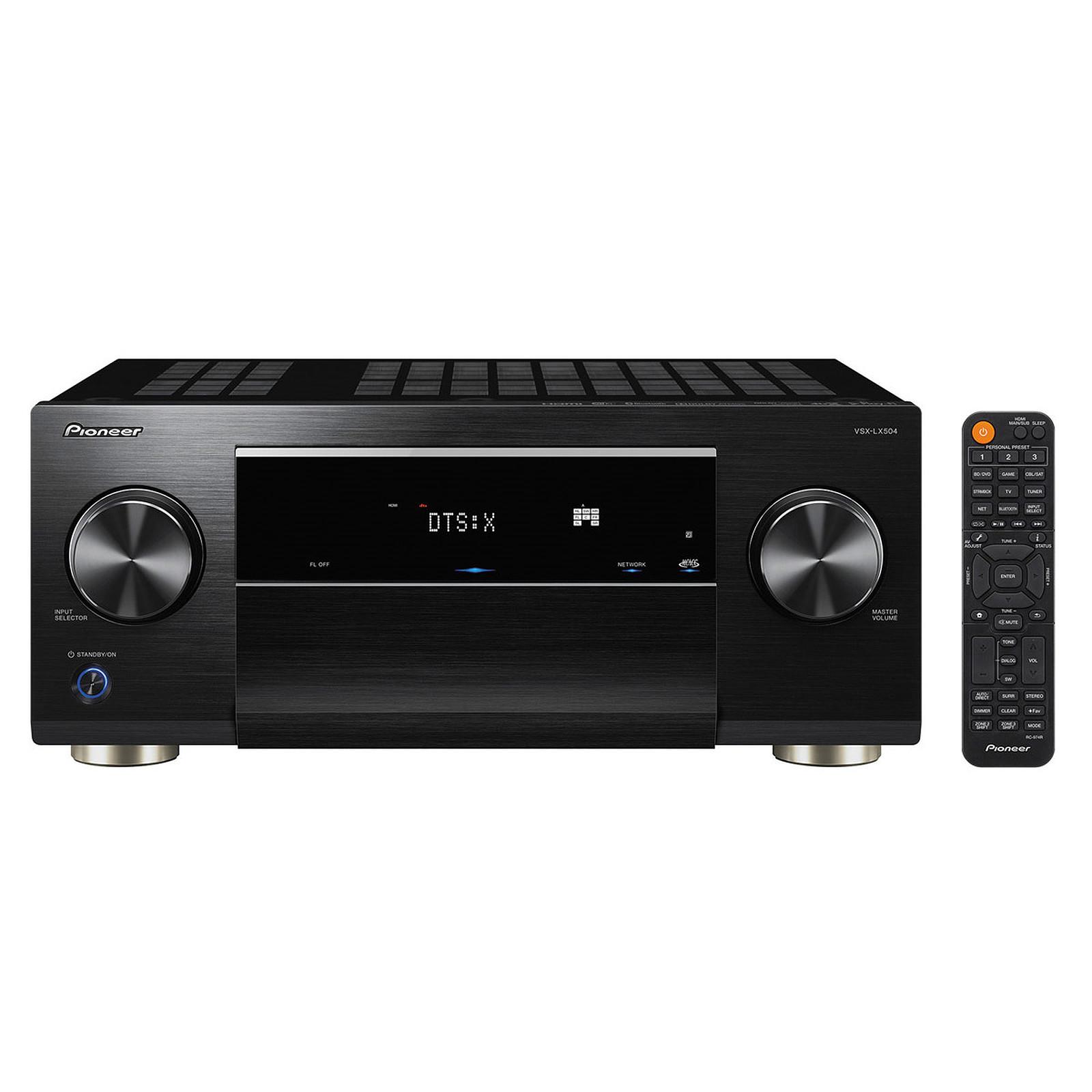 Pioneer VSX-LX504 Noir