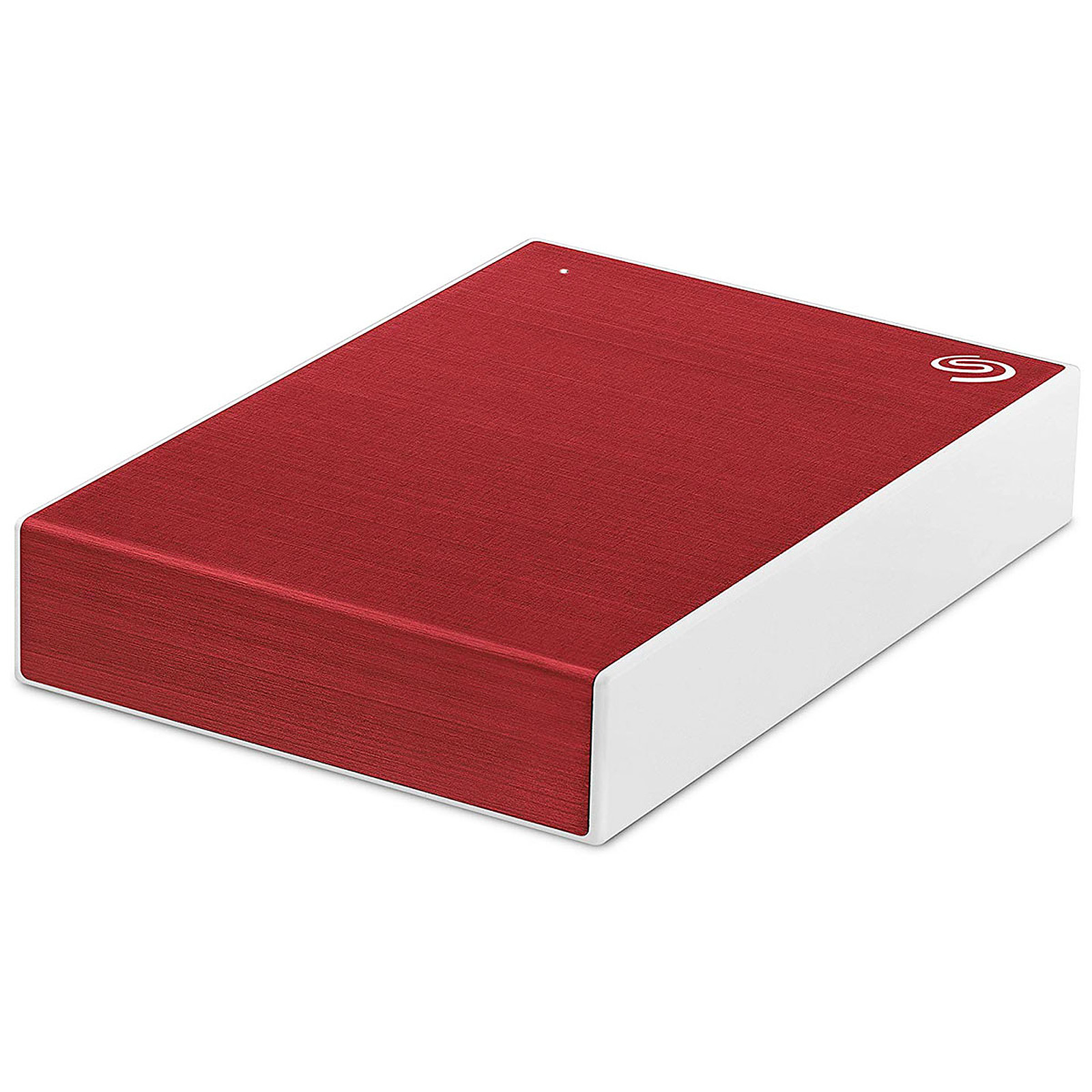 Seagate Backup Plus Portable 5 To Rouge (USB 3.0)