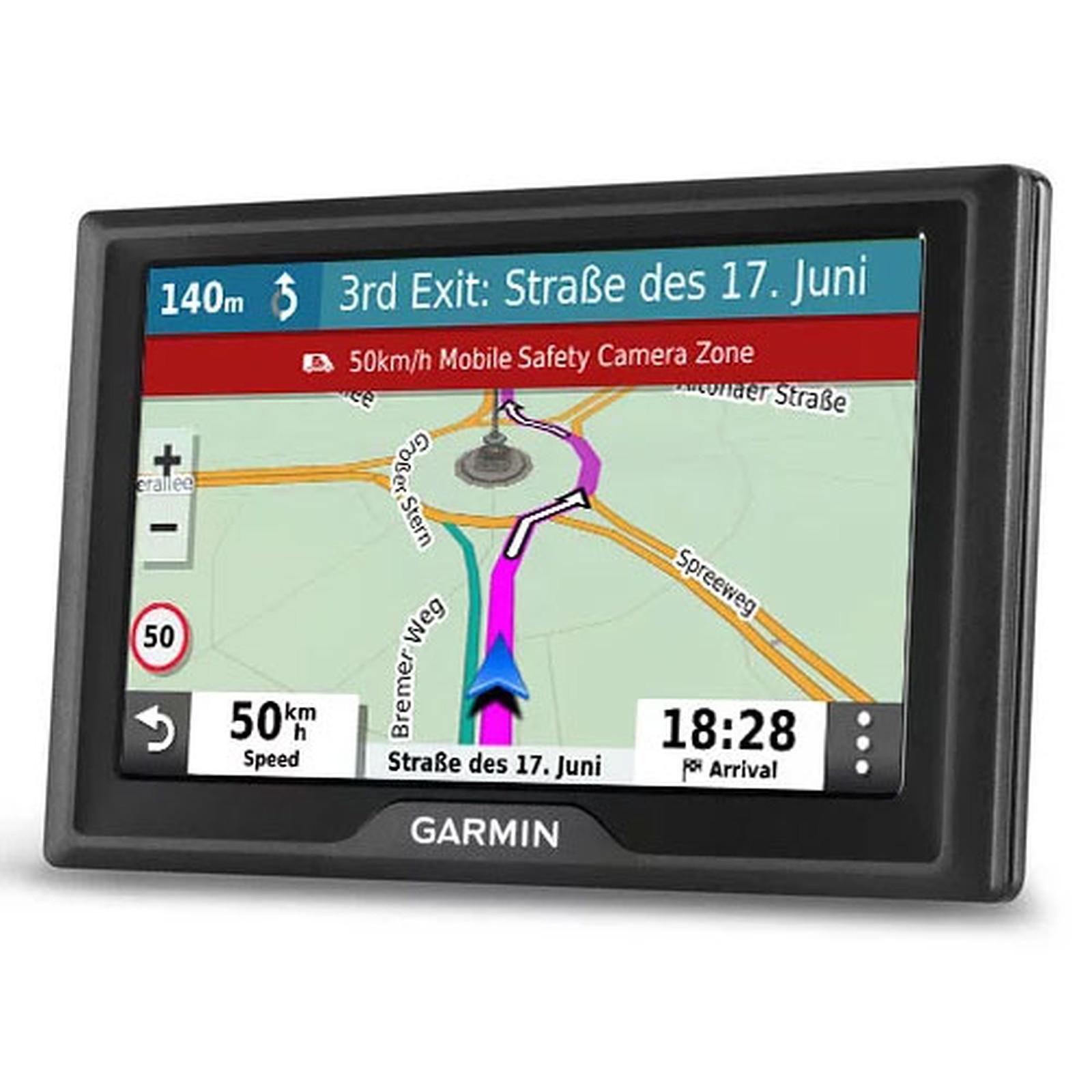 Carte Europe du Sud Garmin Drive 61 Southern EU LMT-S 15 Pays