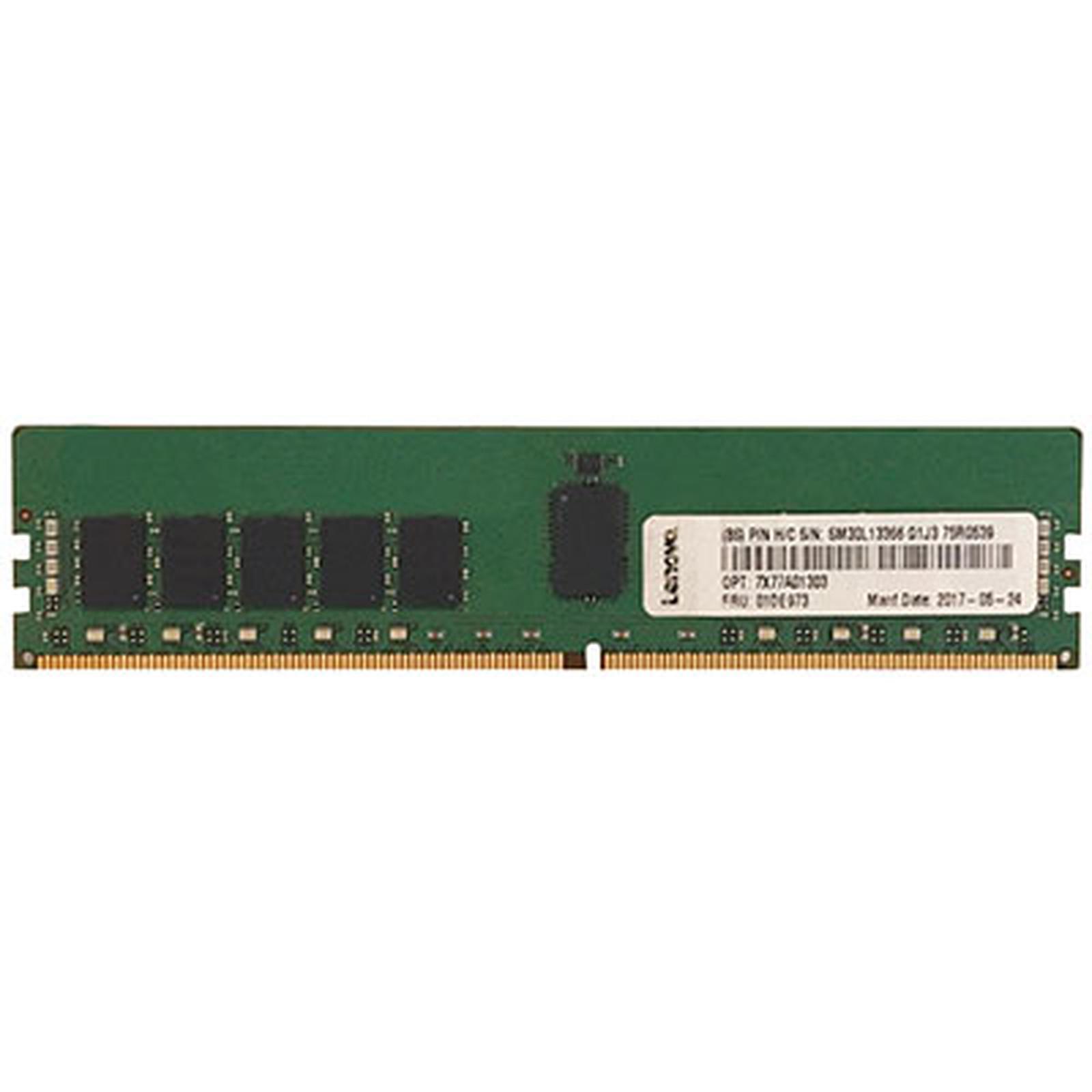 Lenovo ThinkSystem 16 Go DDR4 2666 MHz ECC (7X77A01303)