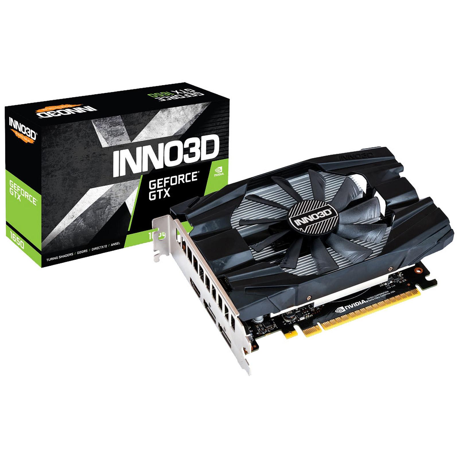 INNO3D GeForce GTX 1650 TWIN COMPACT