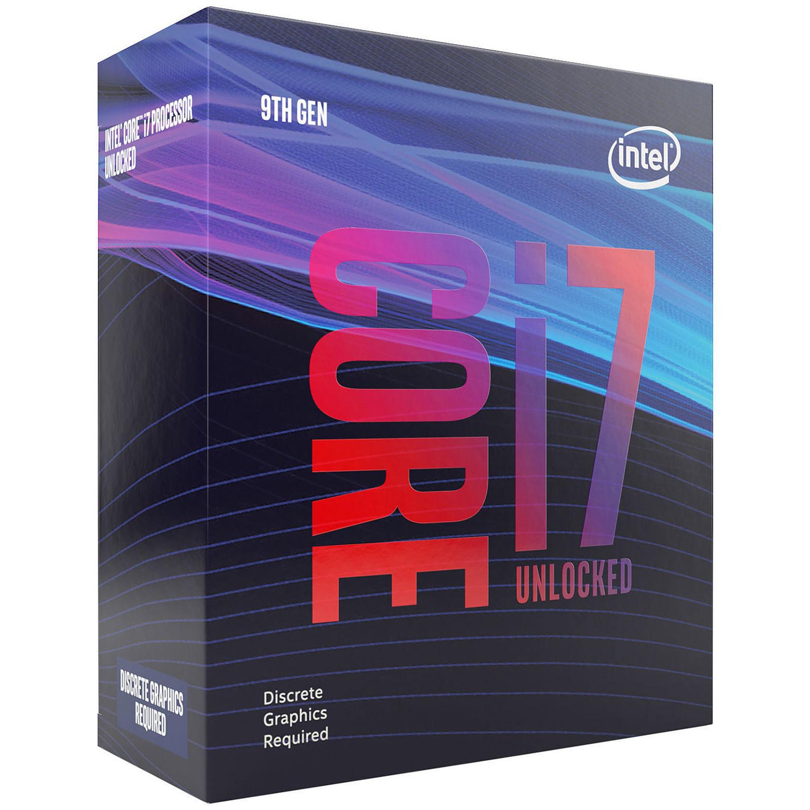 Intel Core i7-9700KF (3.6 GHz / 4.9 GHz)