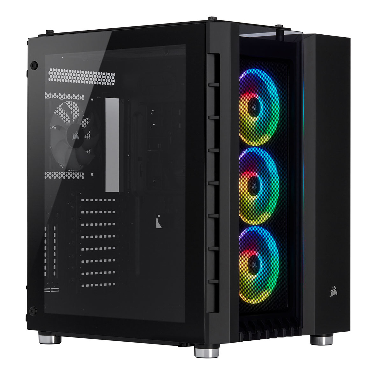 Corsair Crystal 680X RGB - Black