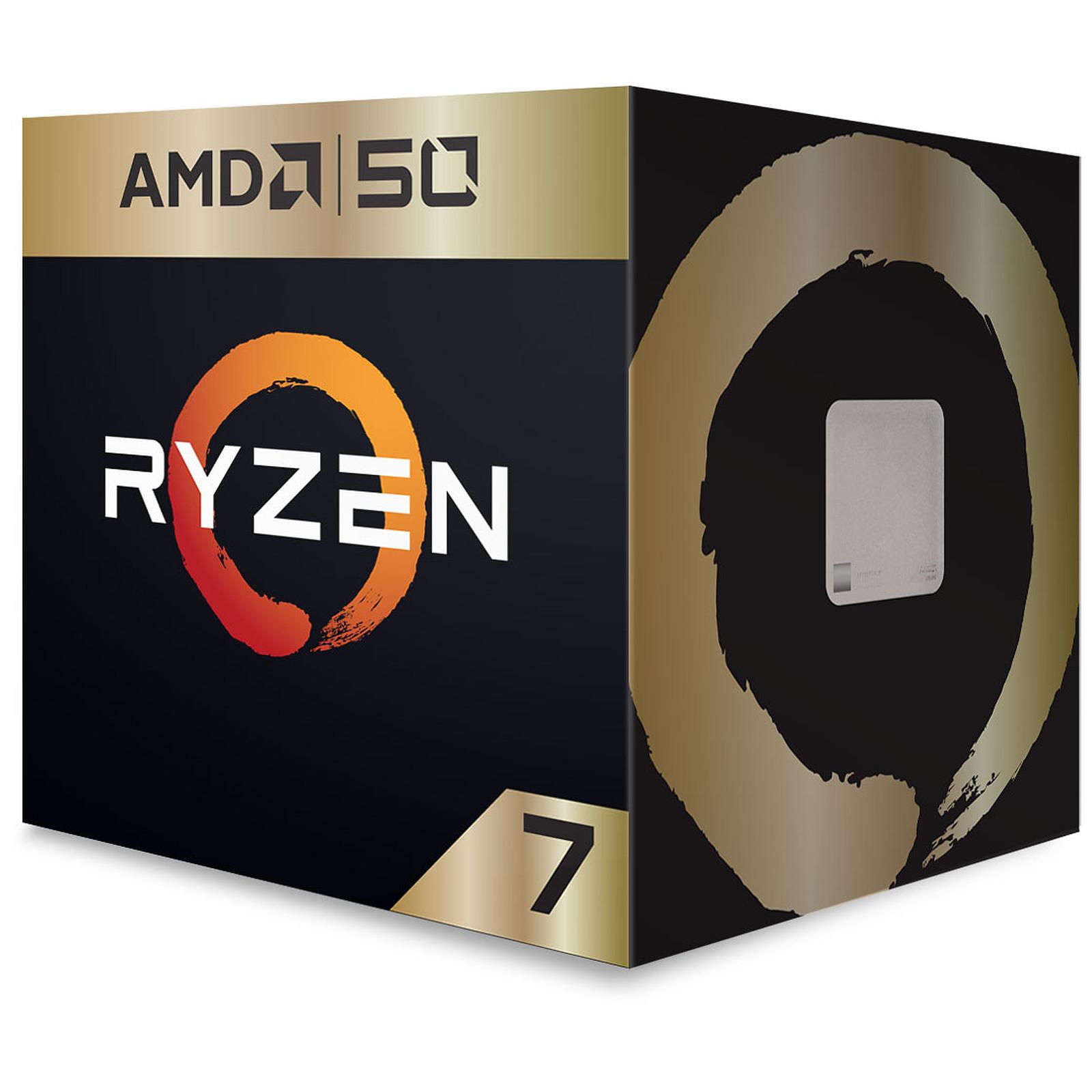 AMD Ryzen 7 2700X Gold Edition (3.7 GHz/ 4.3 GHz)