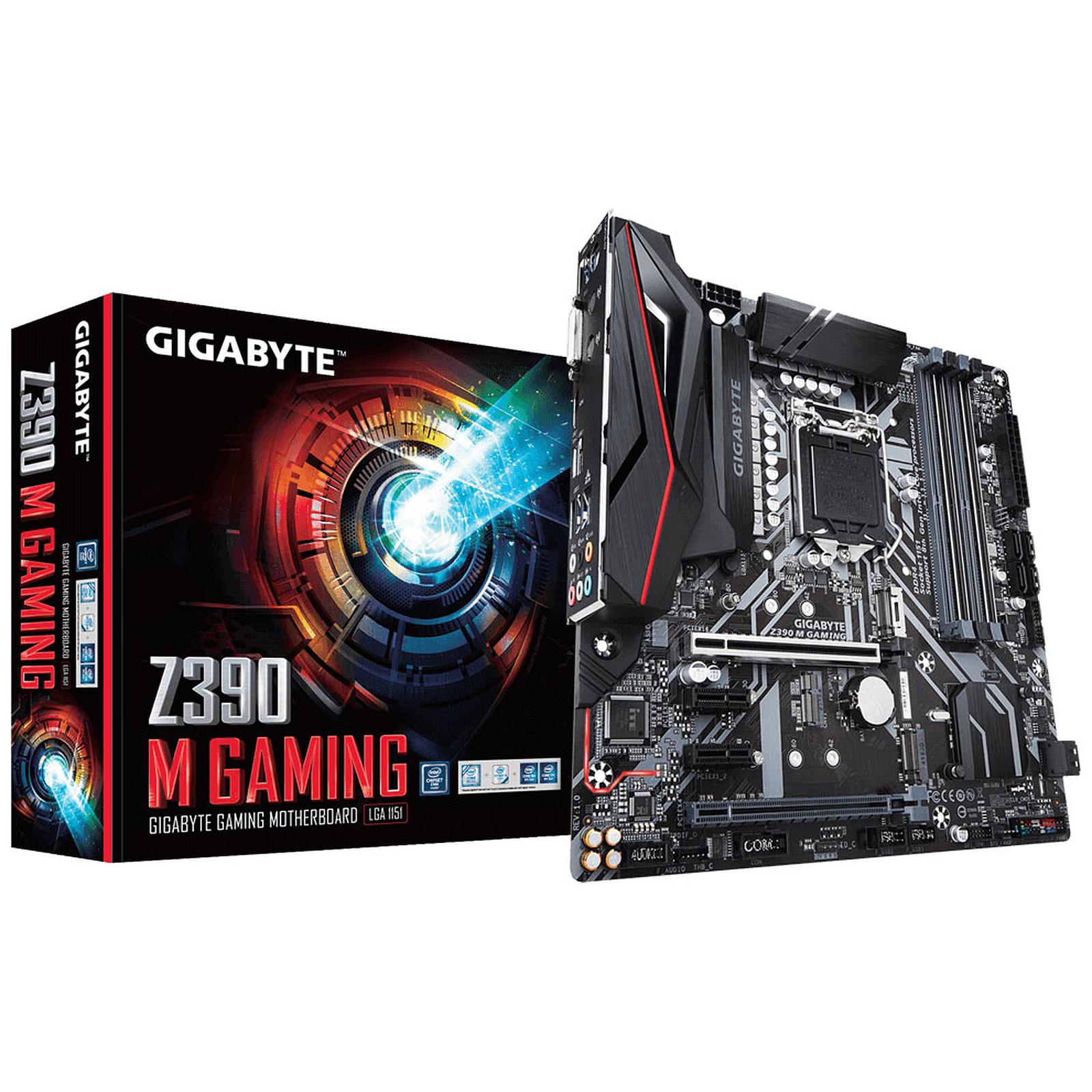 Gigabyte Z390M Gaming