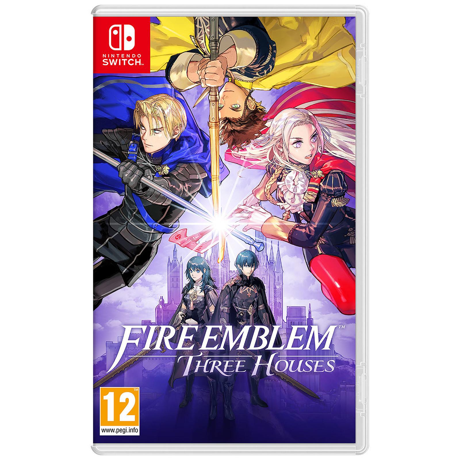 Fire Emblem : Three Houses (Switch)