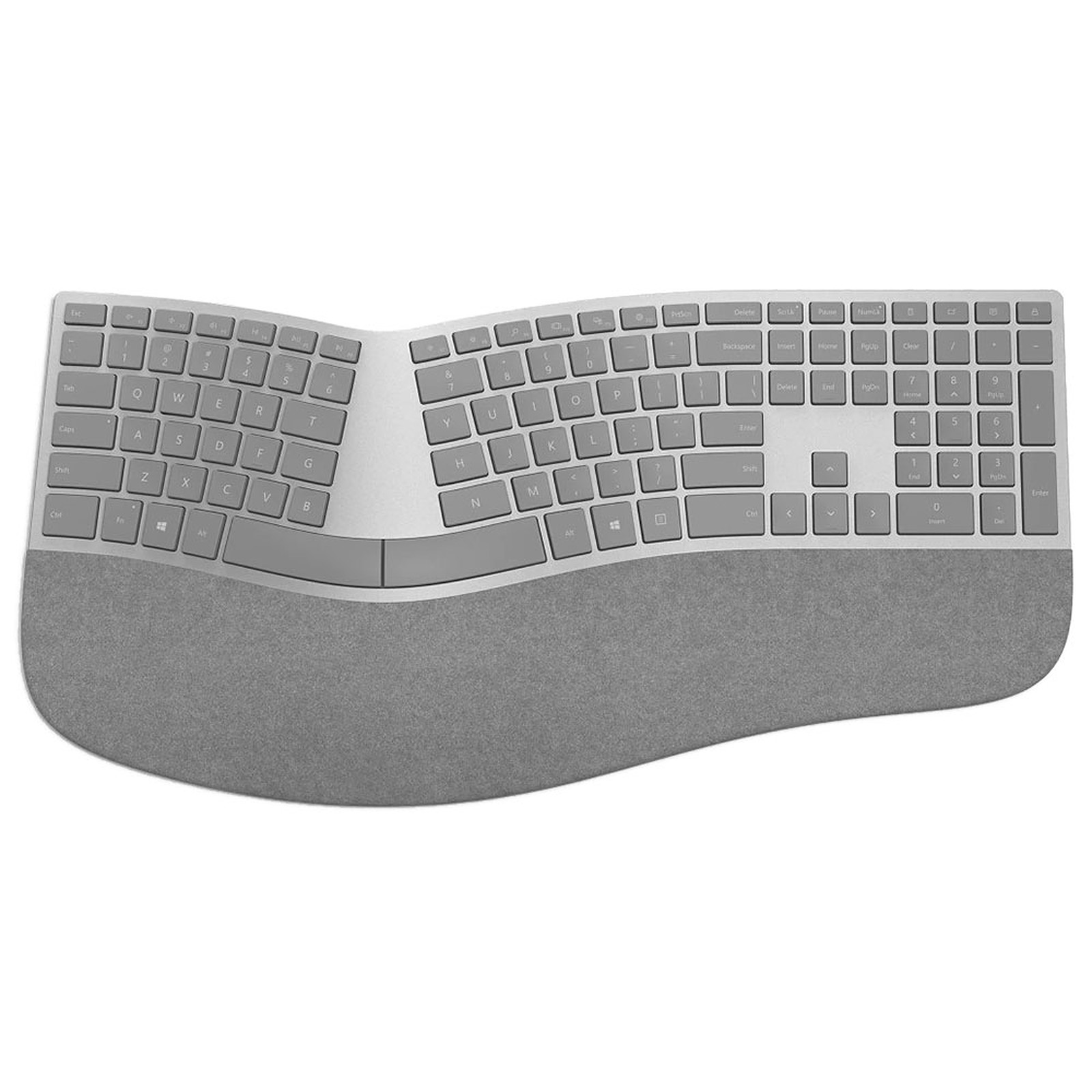 Microsoft Surface Ergonomique