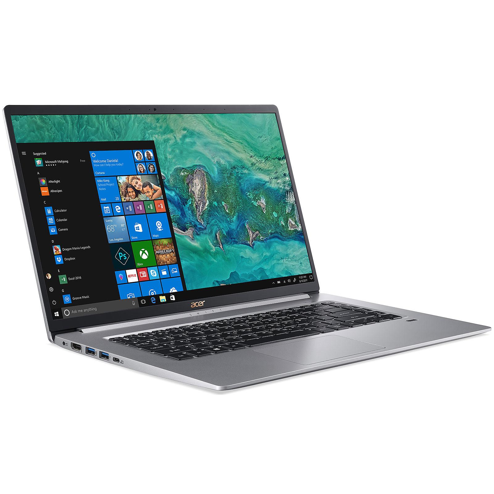Acer Swift 5 SF515-51T-54LK Argent