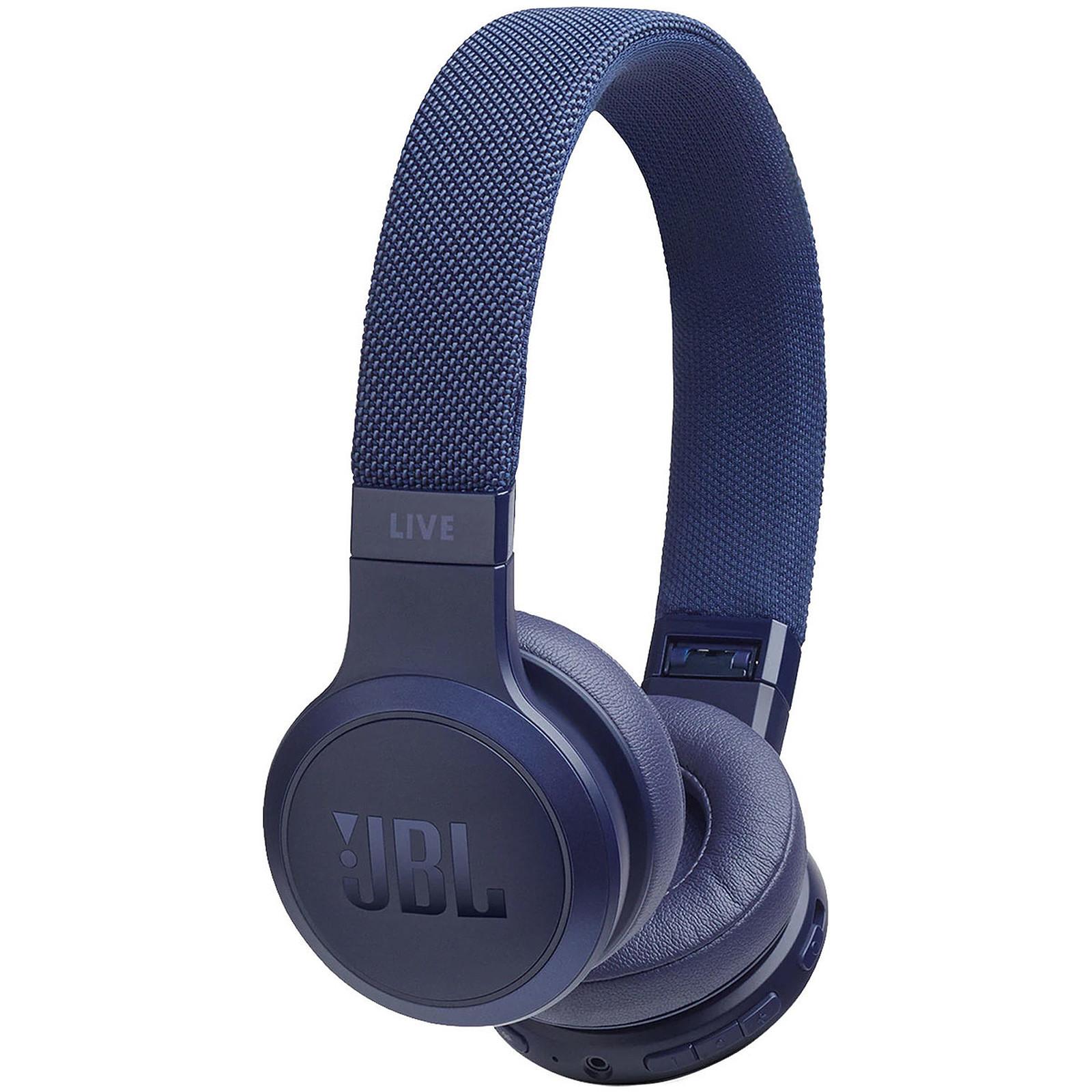 JBL LIVE 400BT Bleu