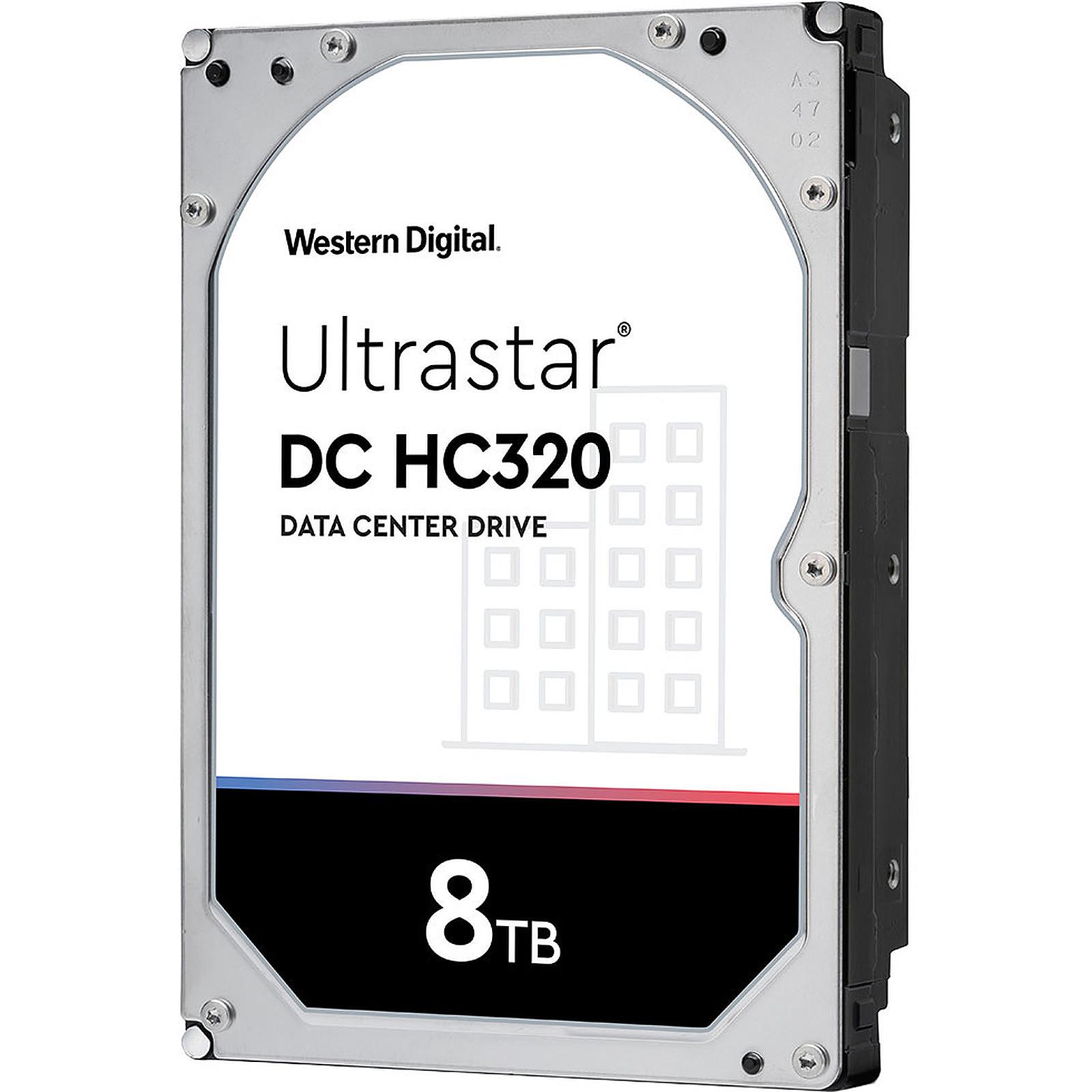Western Digital Ultrastar DC HC320 8 To (0B36404)