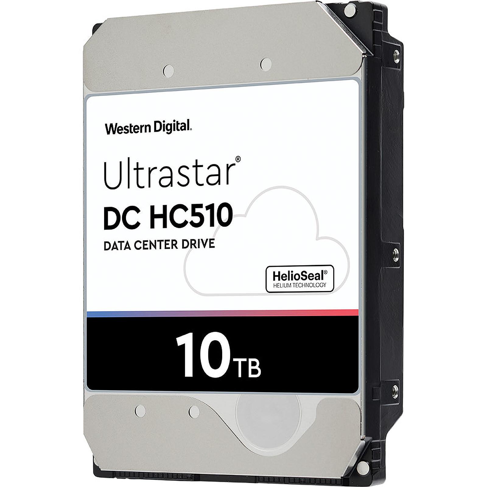 Western Digital Ultrastar DC HC510 10 To (0F27606)
