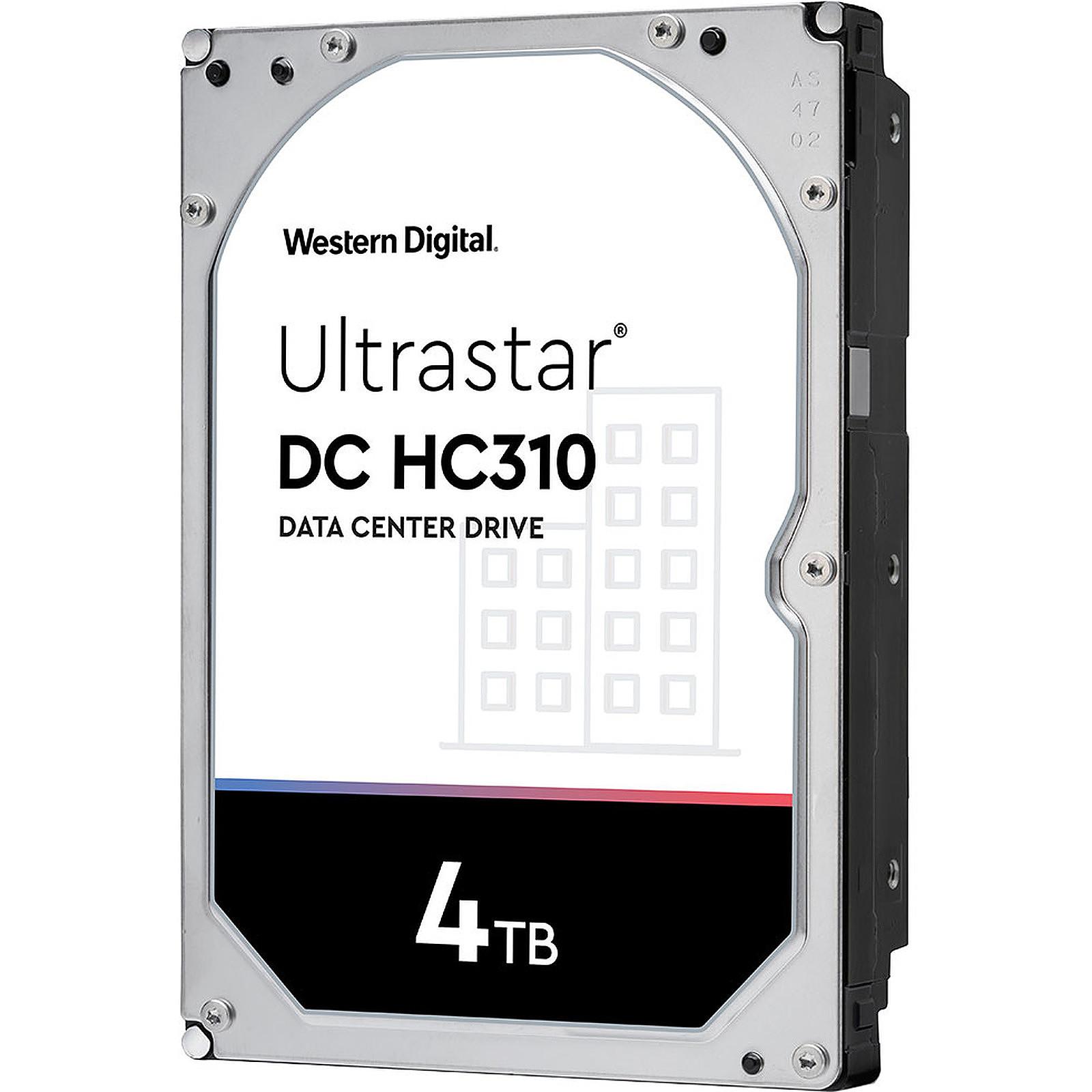 Western Digital Ultrastar DC HC310 4 To (0B36051)