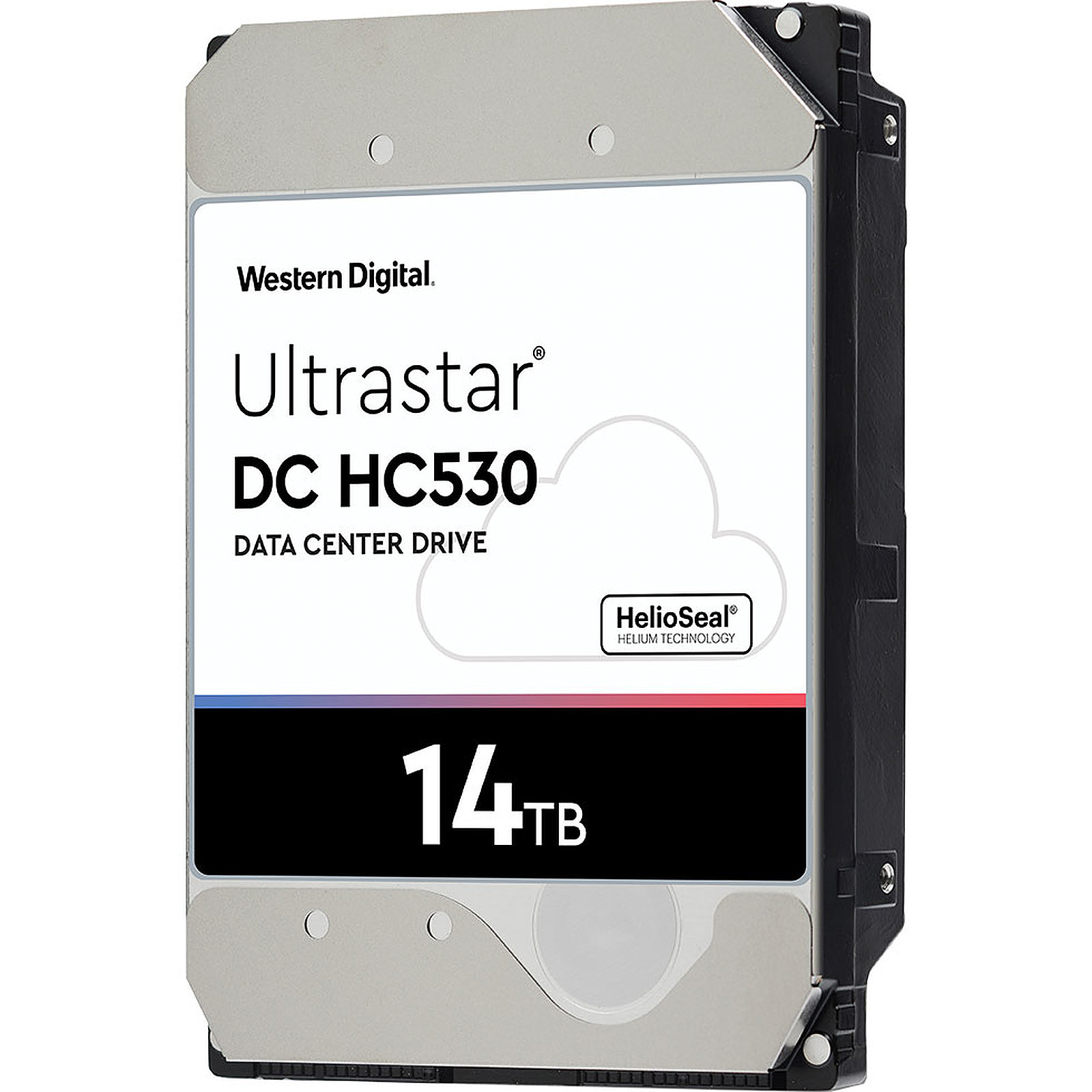Western Digital Ultrastar DC HC530 14 To (0F31284)