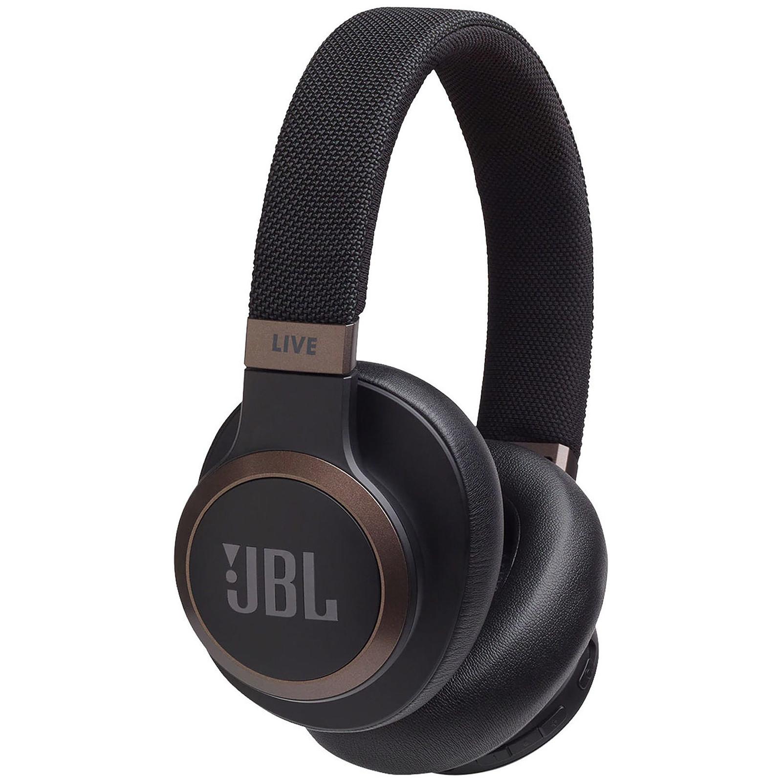 JBL LIVE 650BTNC Negro