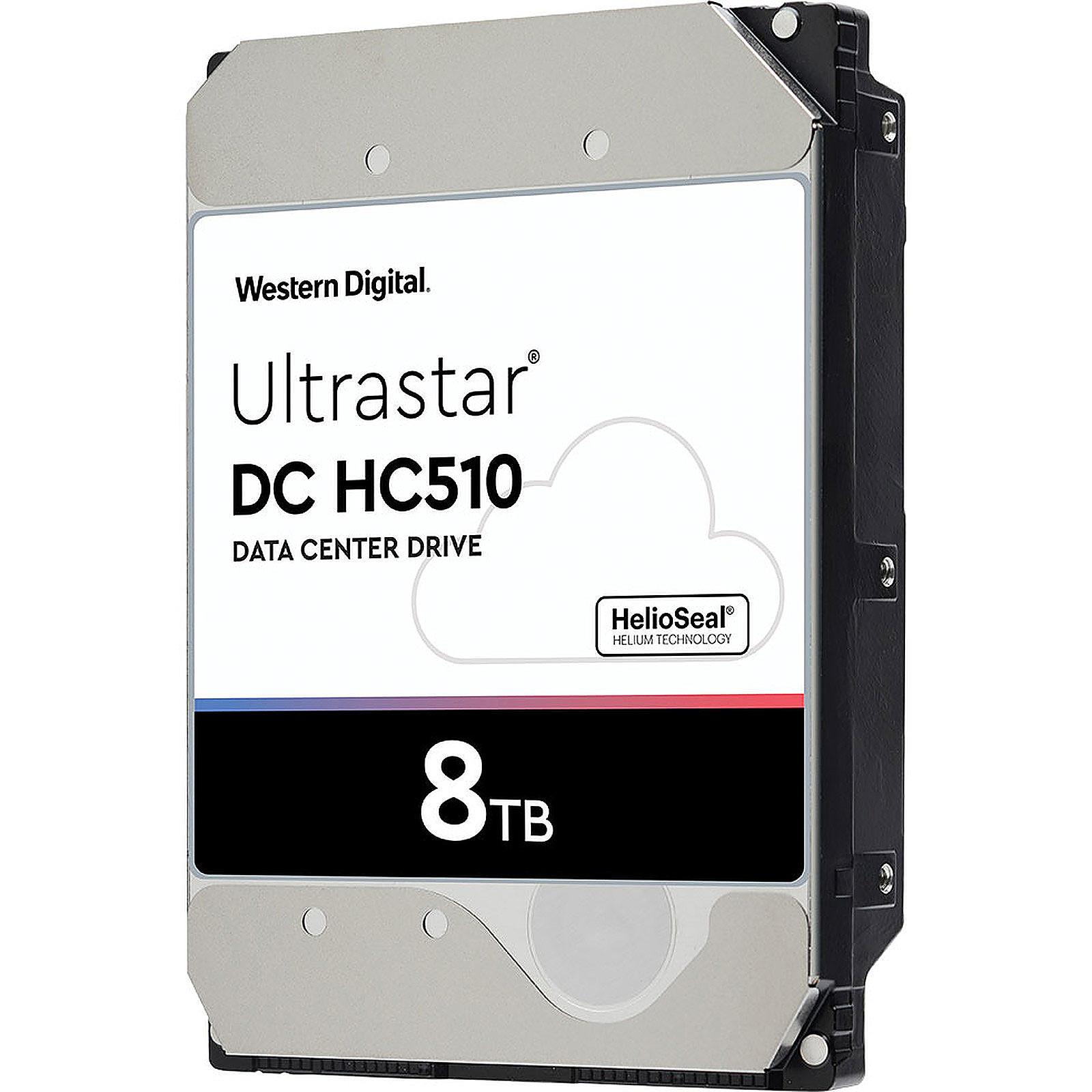 Western Digital Ultrastar DC HC510 8 To (0F27610)