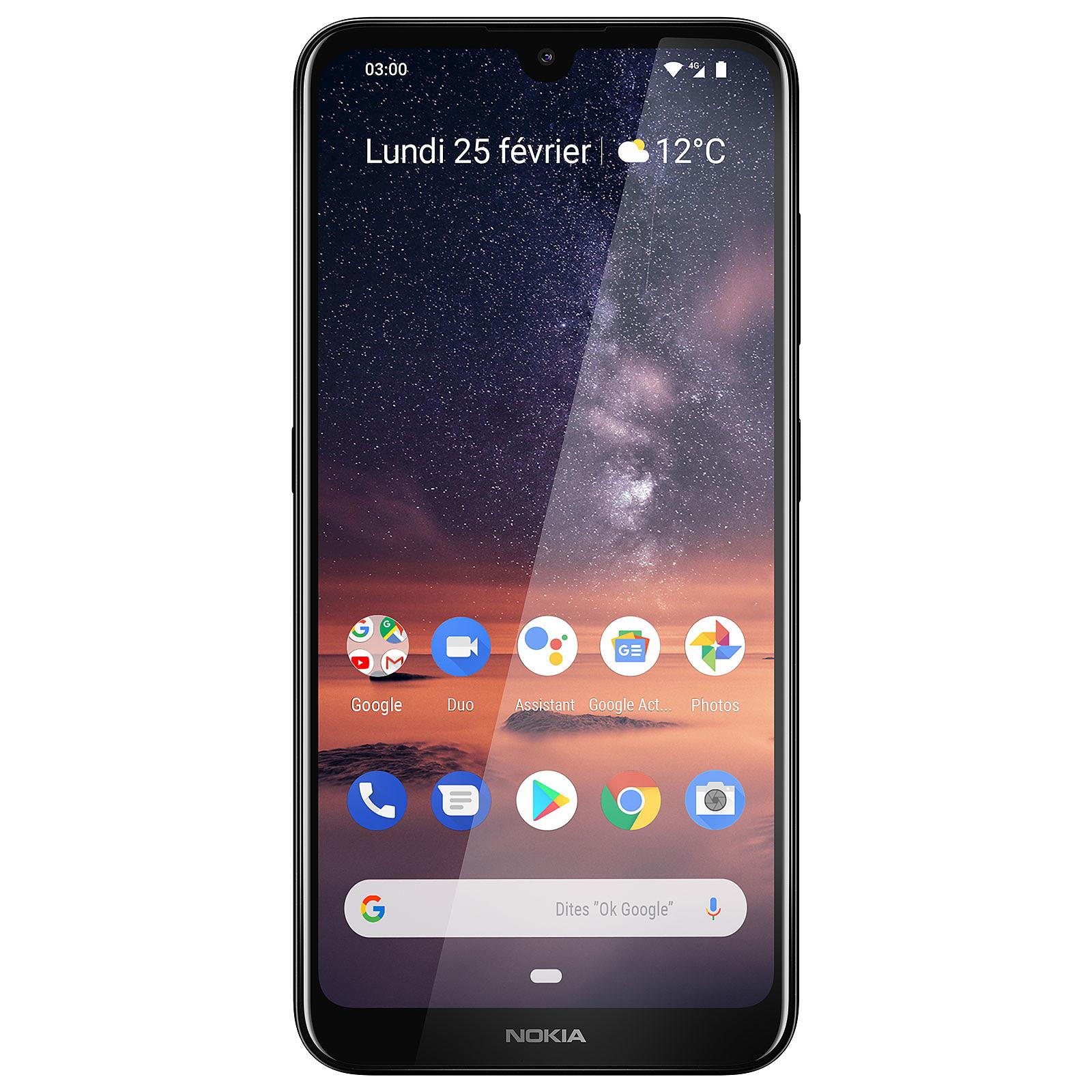Nokia 3.2 Dual SIM Noir