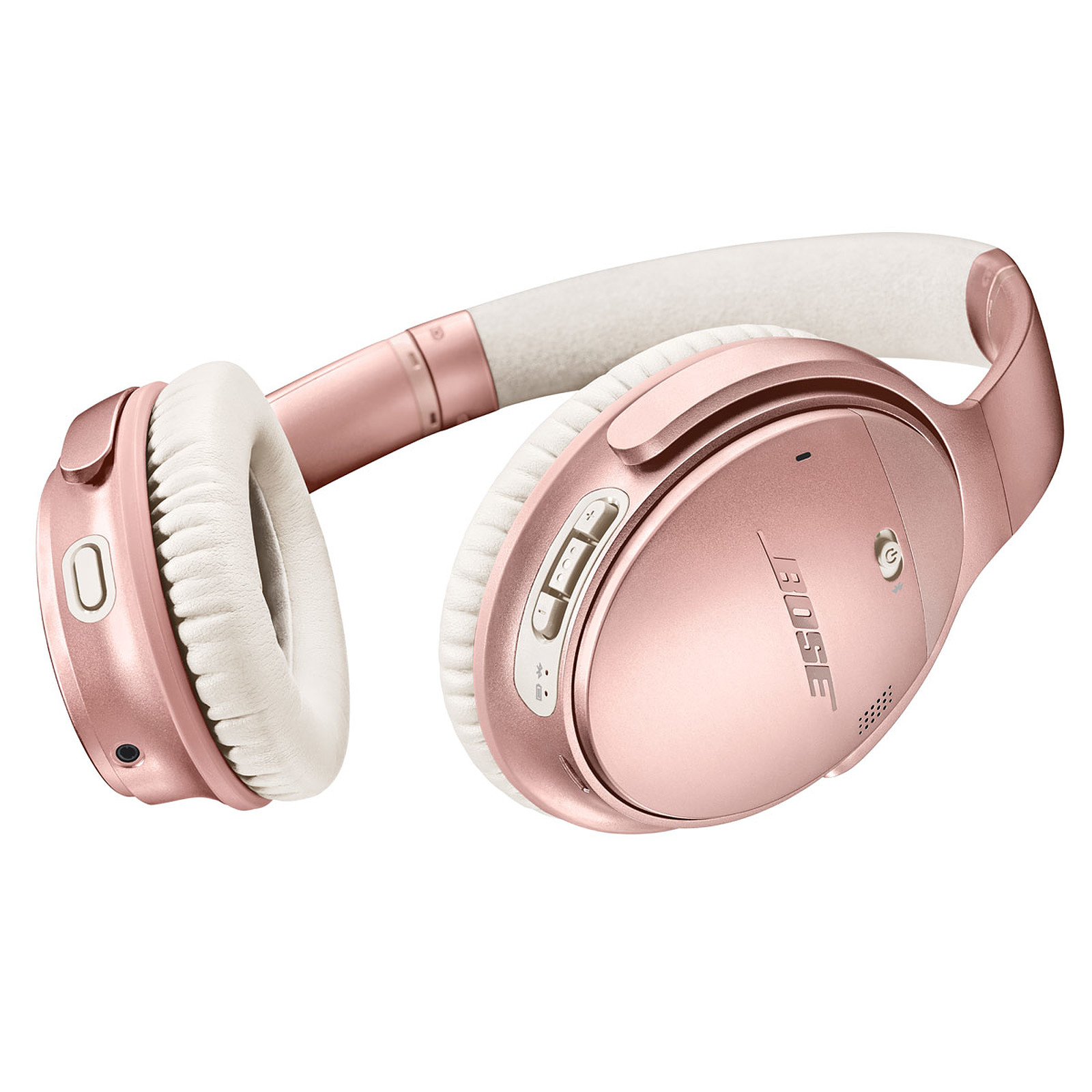 Bose Quietcomfort 35 Ii Wireless Rose Or Casque Bose Sur Ldlccom