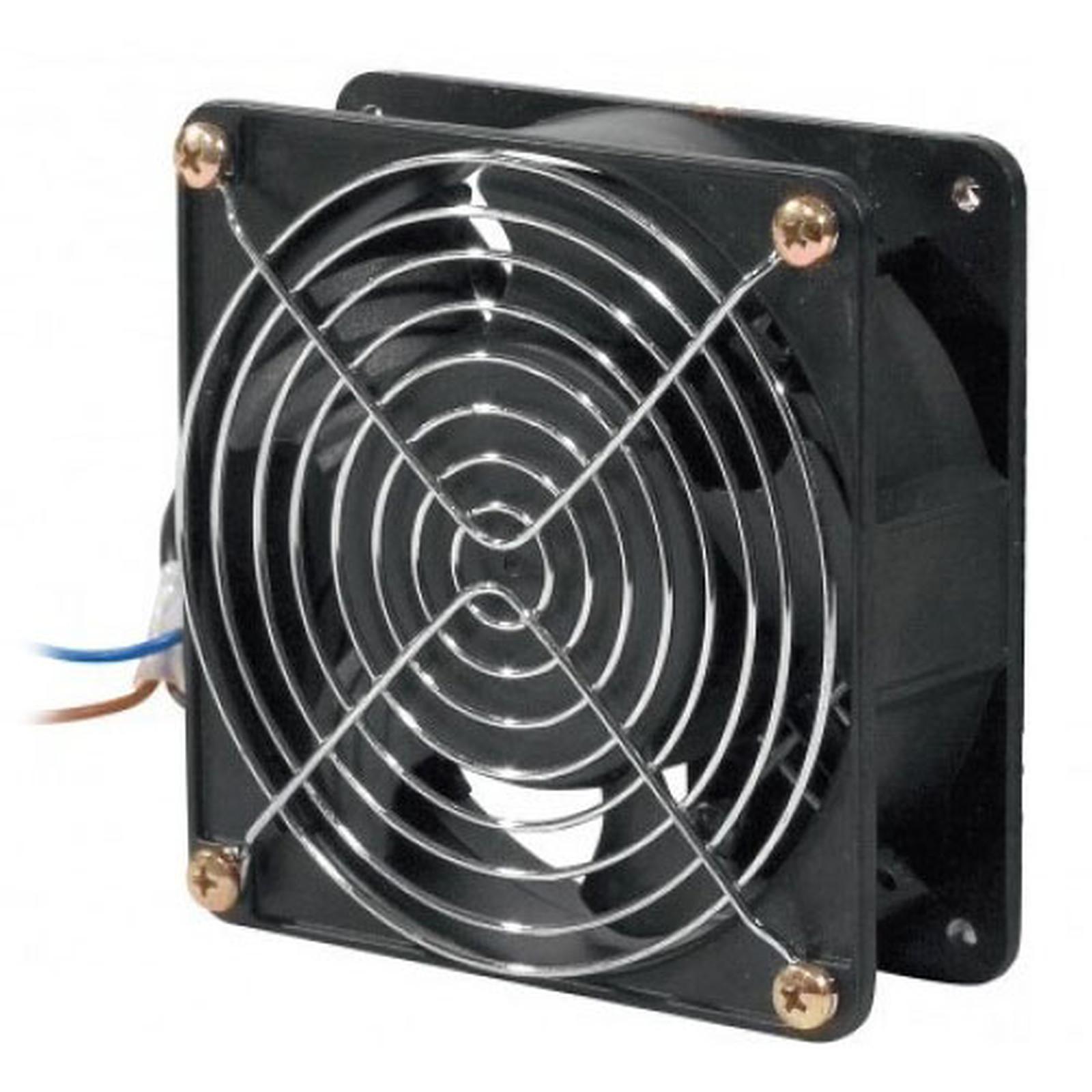 Dexlan ventilateur pour coffret réseau - 120 x 120 mm