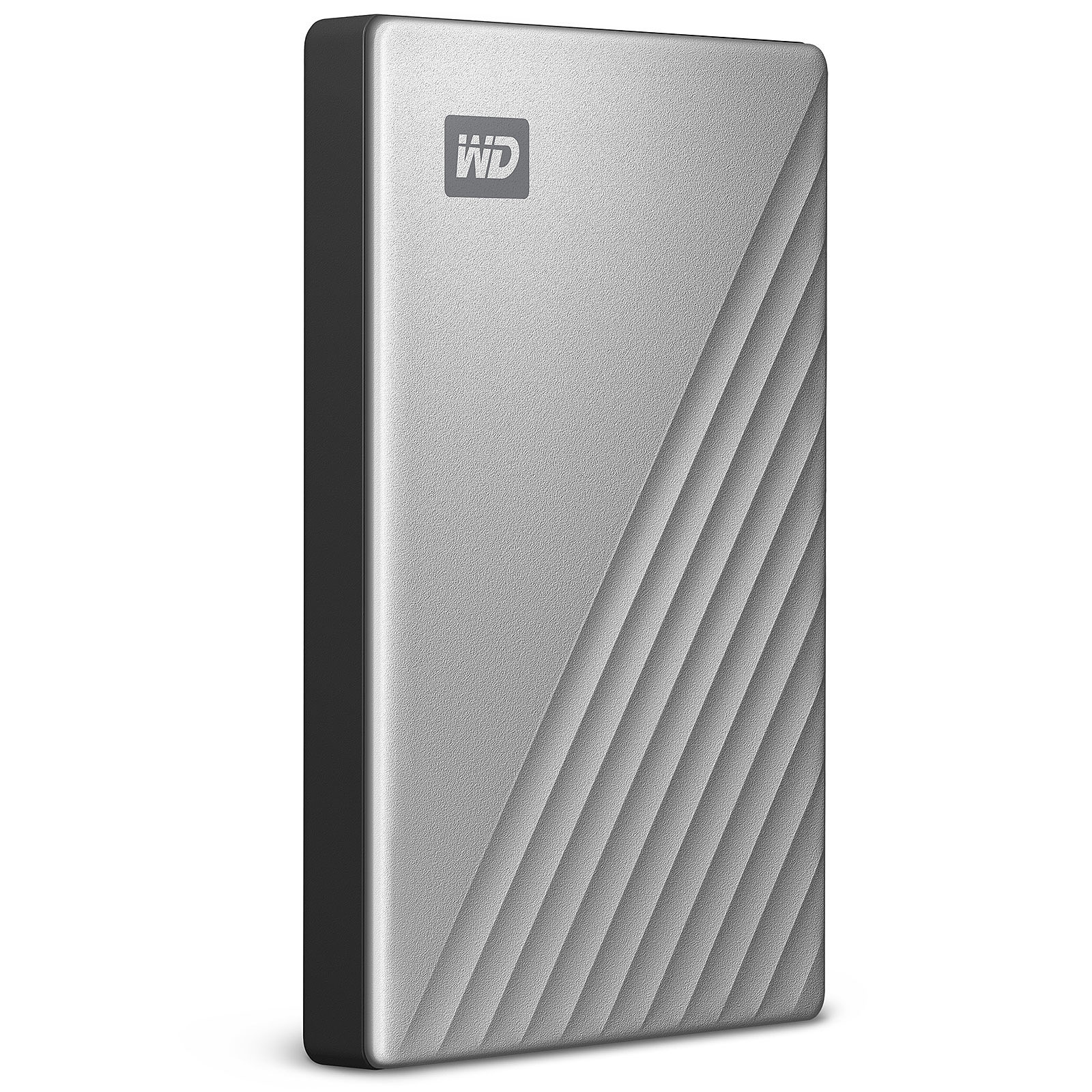 WD My Passport Ultra 1 To Argent (USB 3.0/USB-C)