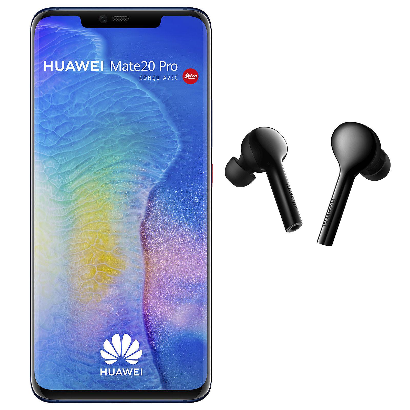 Huawei Mate 20 Pro Twilight + FreeBuds OFFERTS !