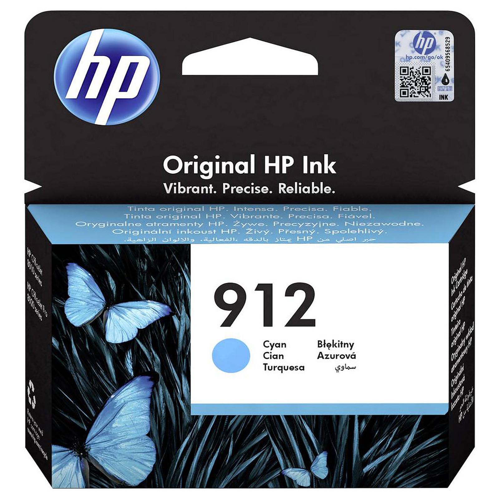 HP 912 Cian (3YL77AE)