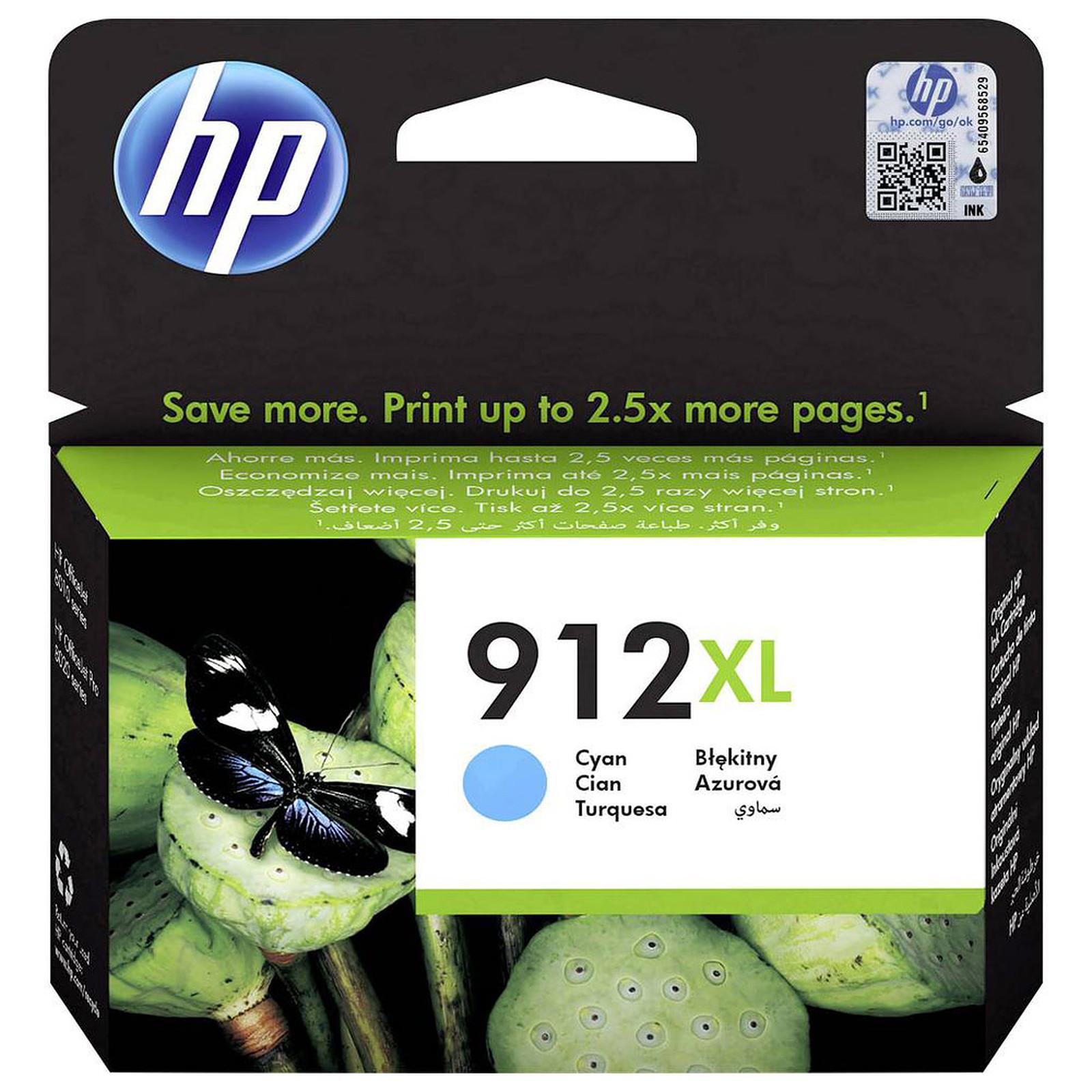 HP 912XL Cian (3YL81AE)
