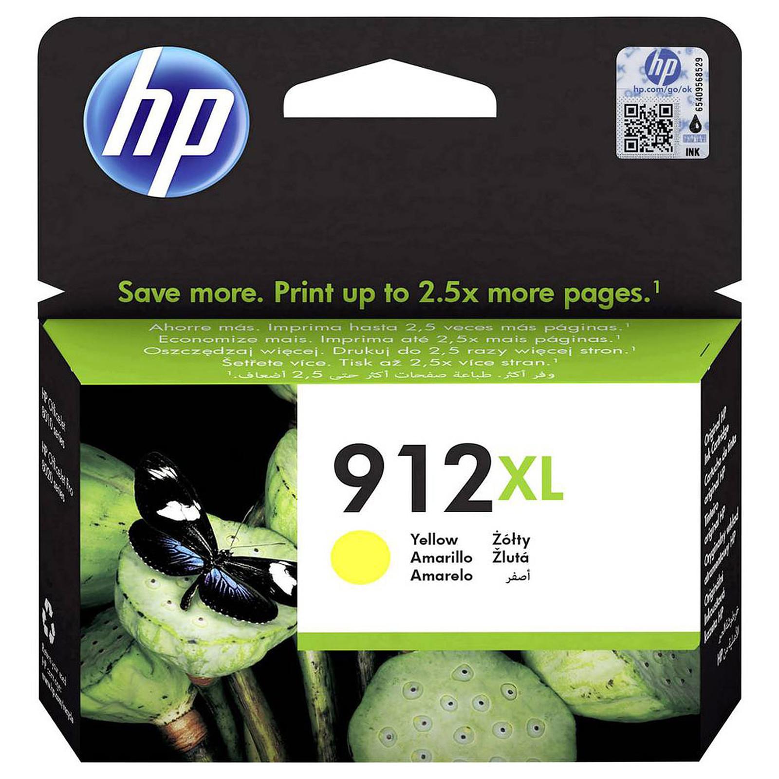HP 912XL Amarillo (3YL83AE)