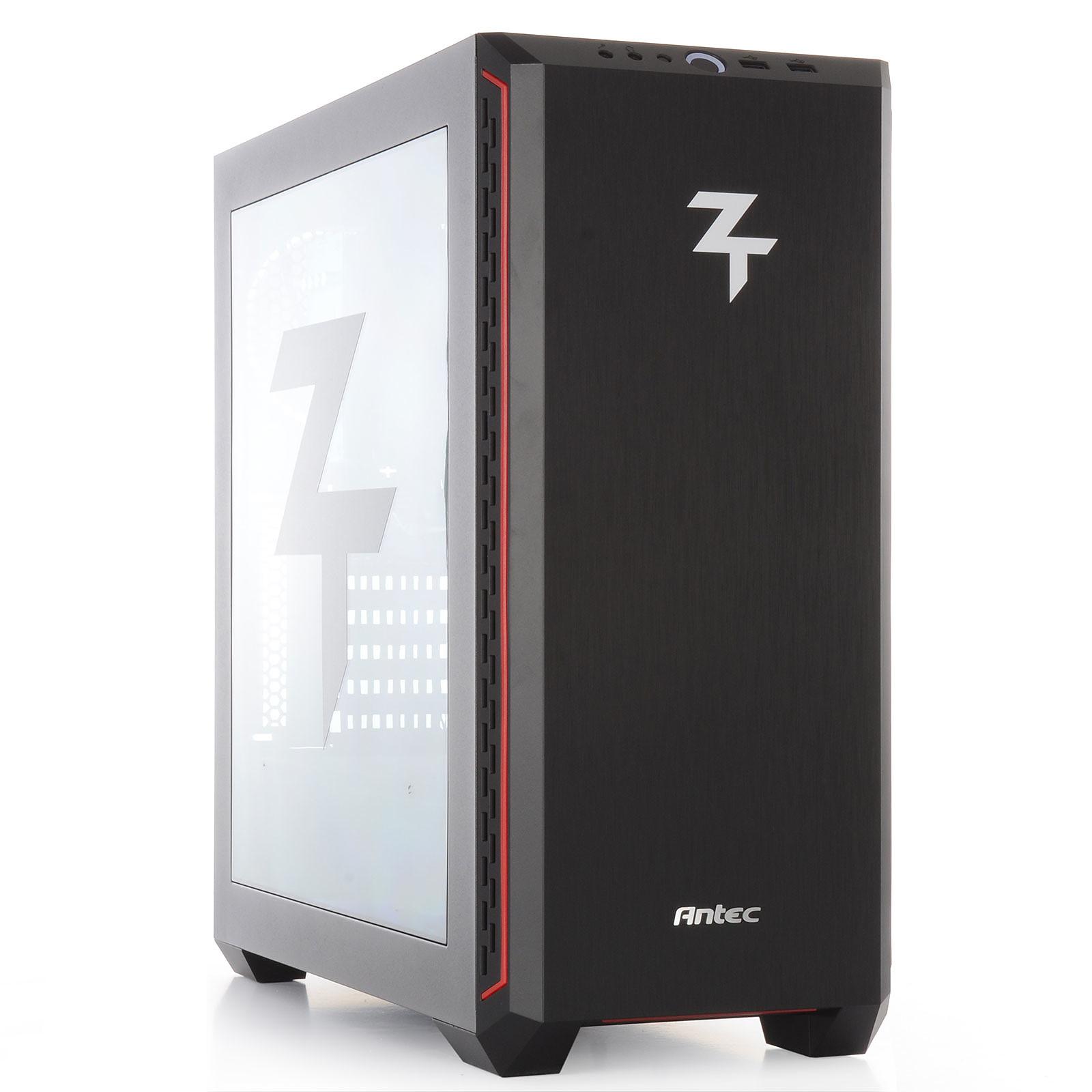 PC10 ZT Ambitieux (pré-monté)