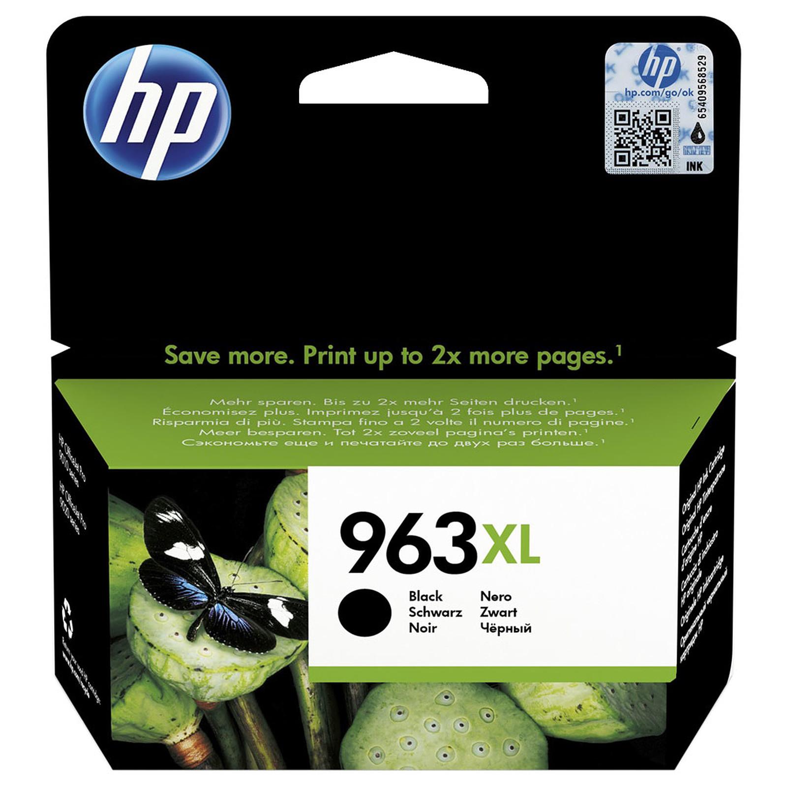 HP 963XL Negro (3JA30AE)