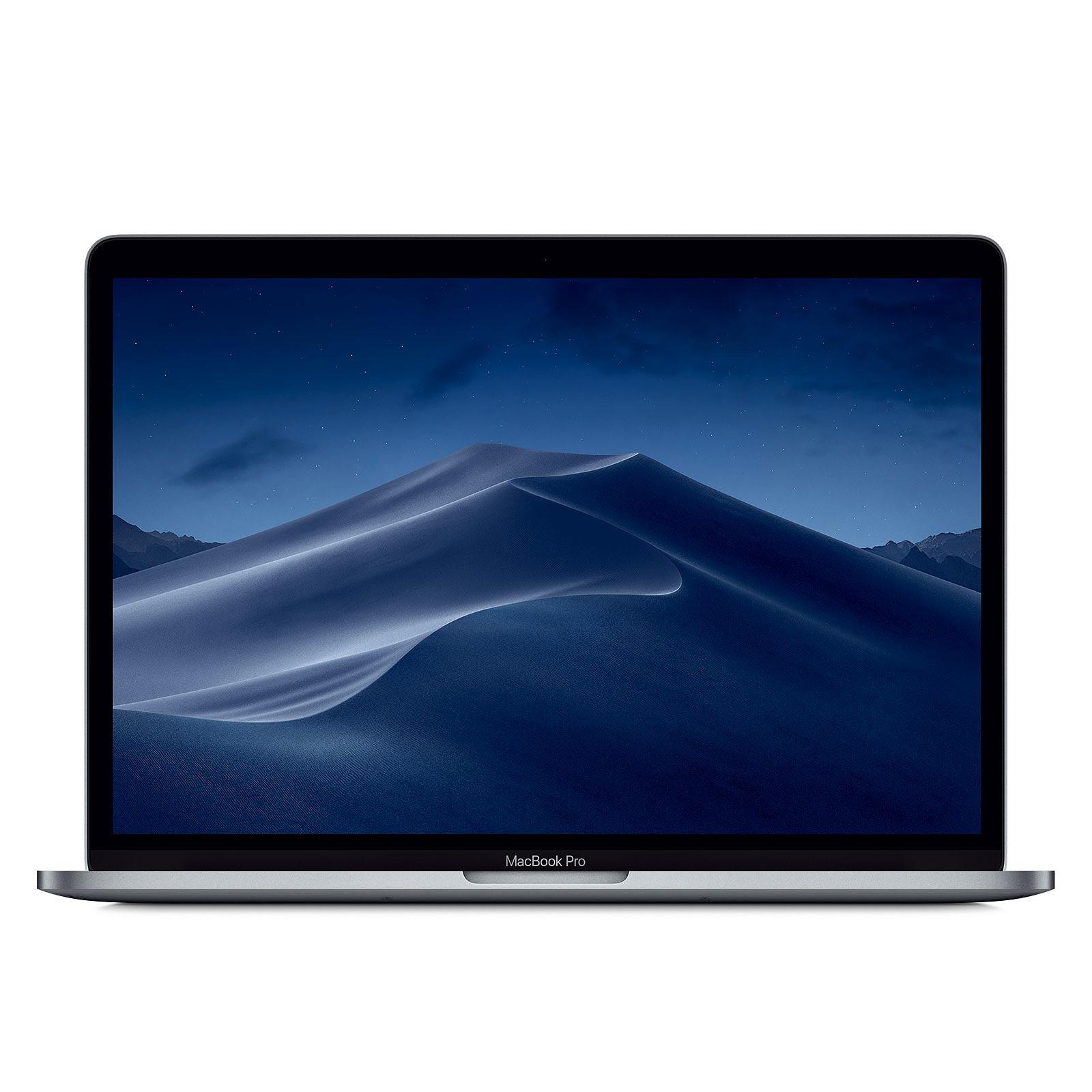 "Apple MacBook Pro (2019) 13"" avec Touch Bar Gris sidéral (MUHN2FN/A)"