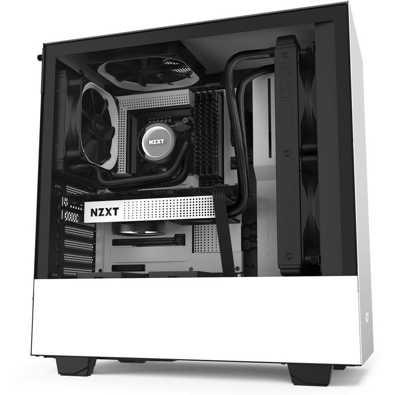 NZXT H510 Blanc