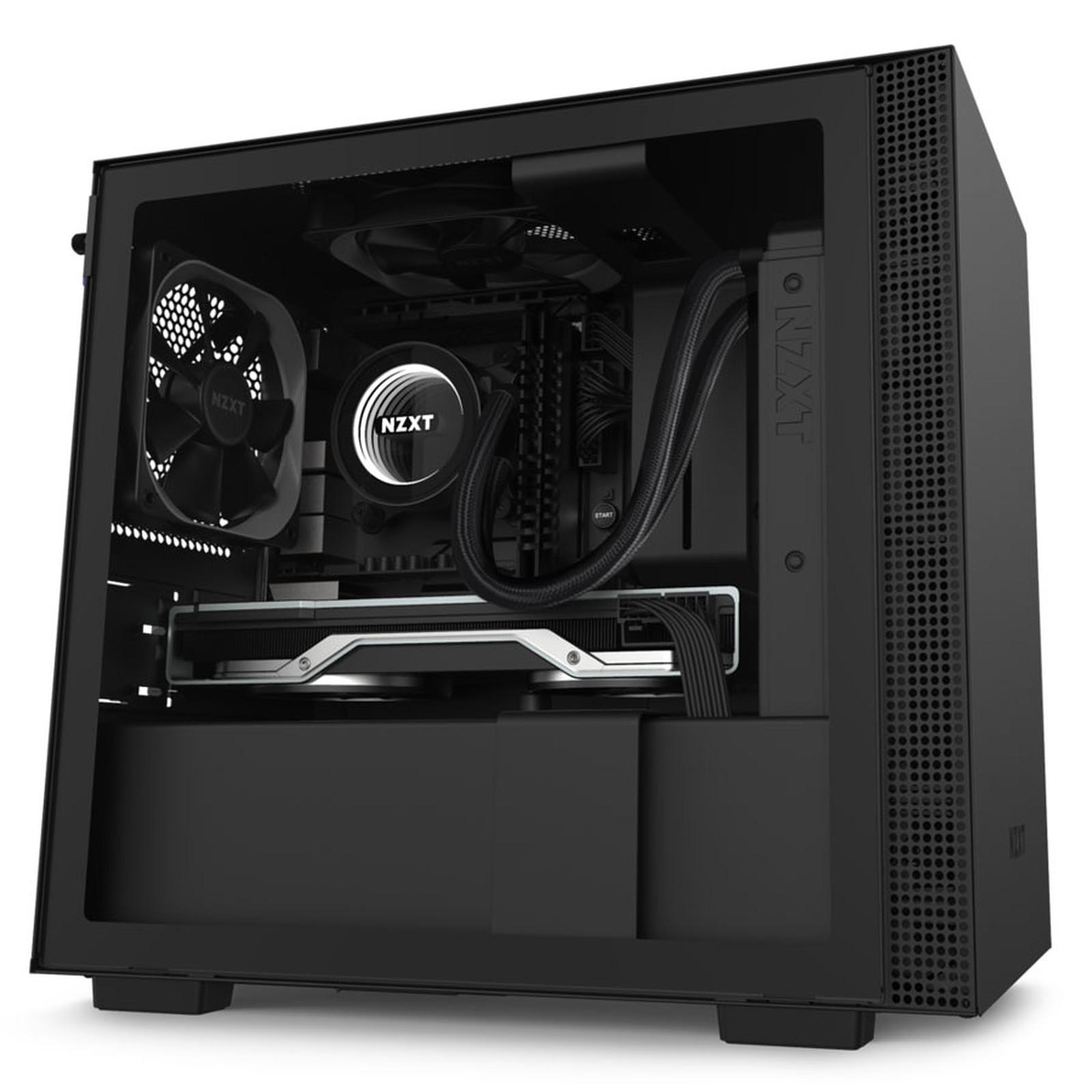 NZXT H210 Noir