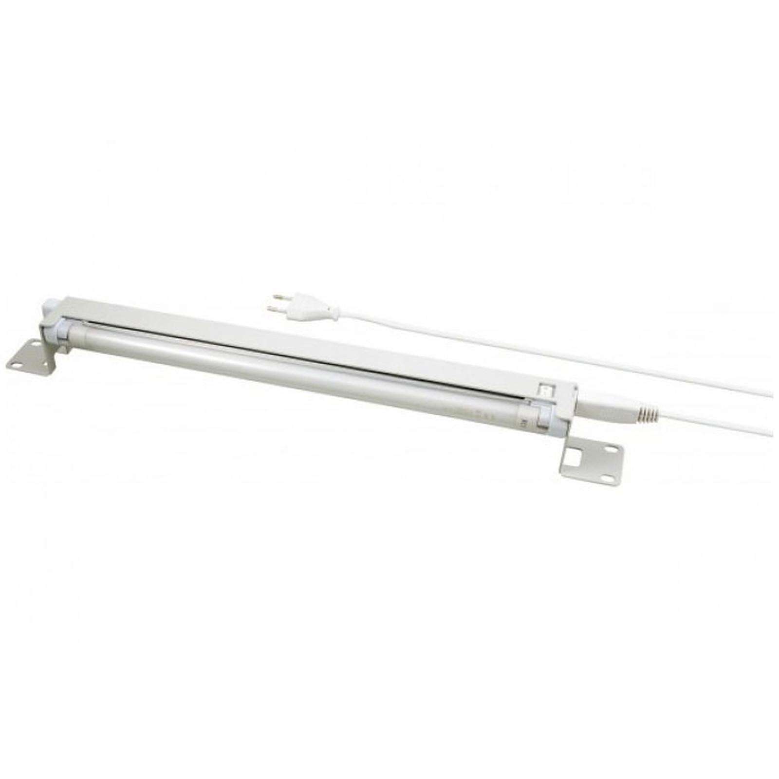 "Lampe rackable - longueur 19"" - hauteur 1U - 4000K"