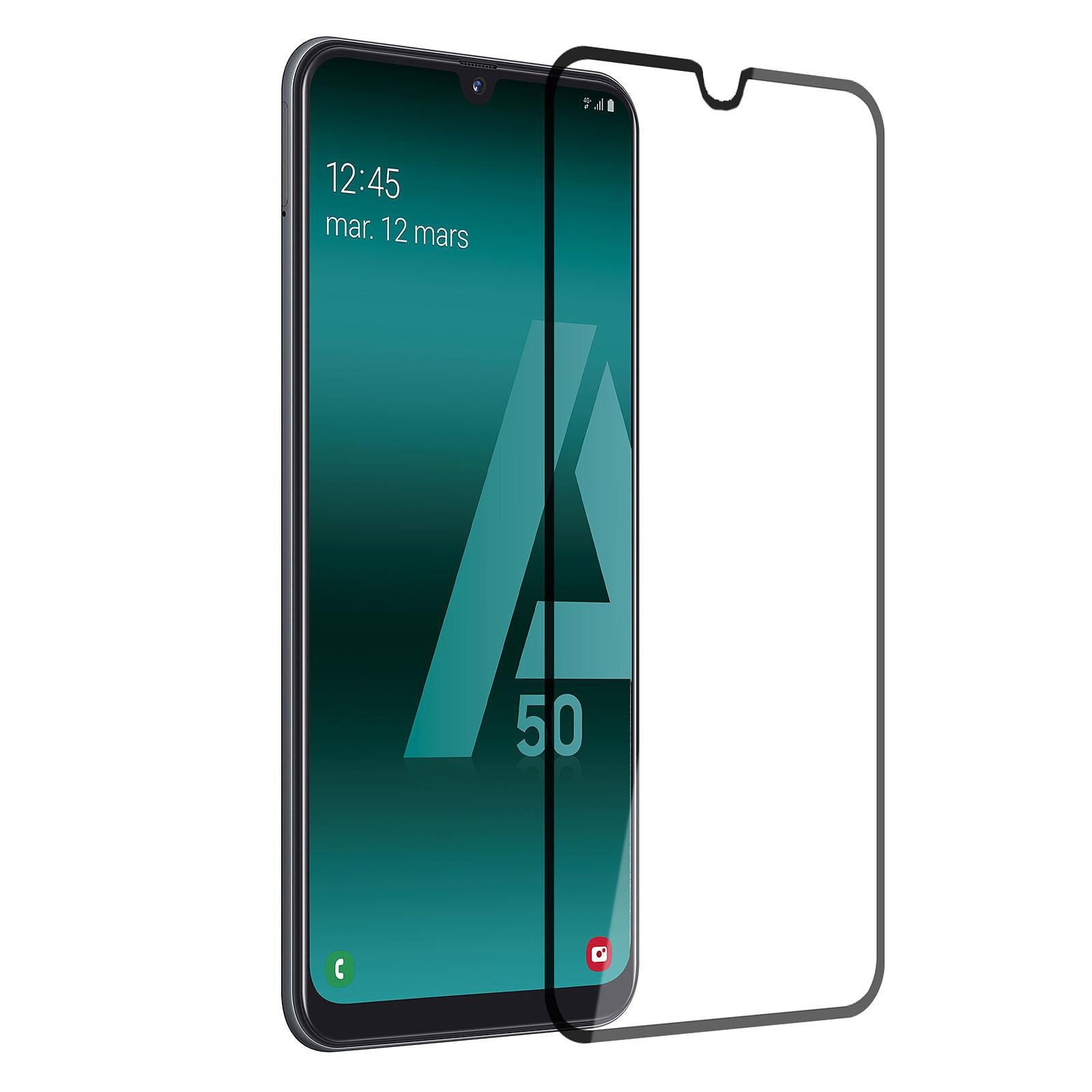 Akashi Cristal templado 2.5D Galaxy A50