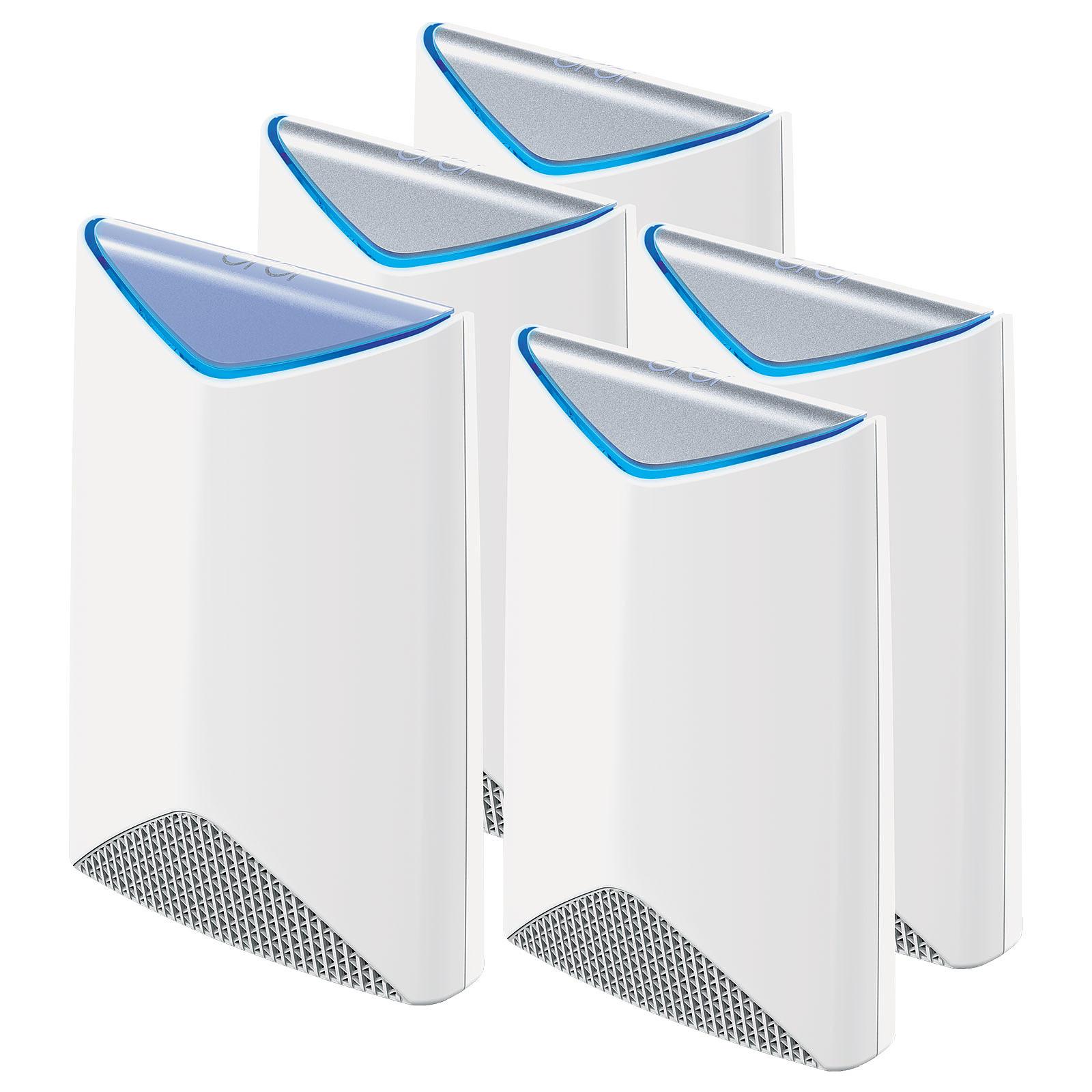 Netgear Orbi Pro Pack routeur + 4 satellites (SRK60B05-100EUS)