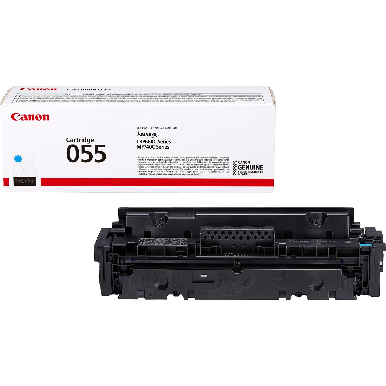 Canon 055 Cyan