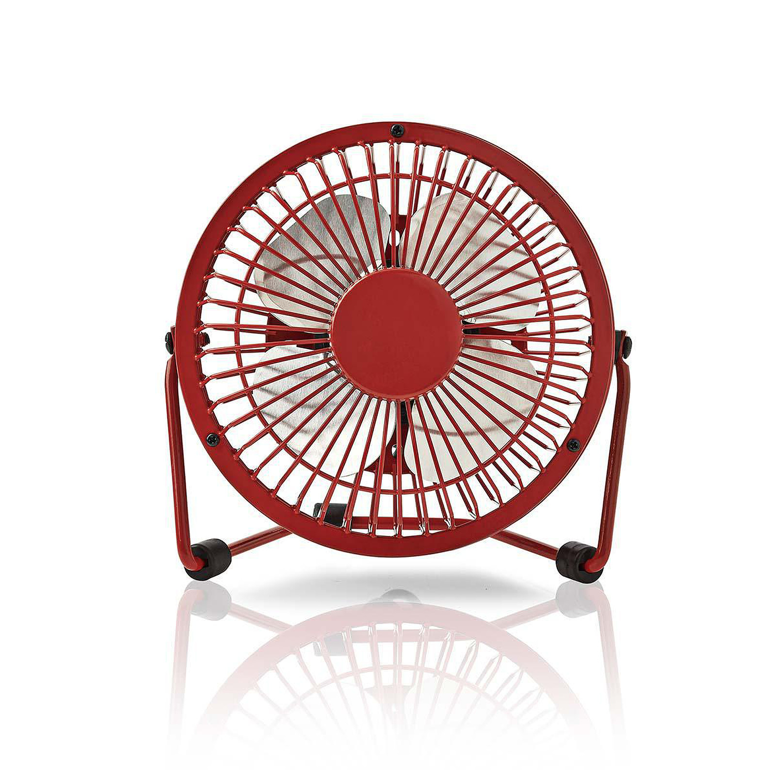 Nedis Mini-Fan (Rouge)