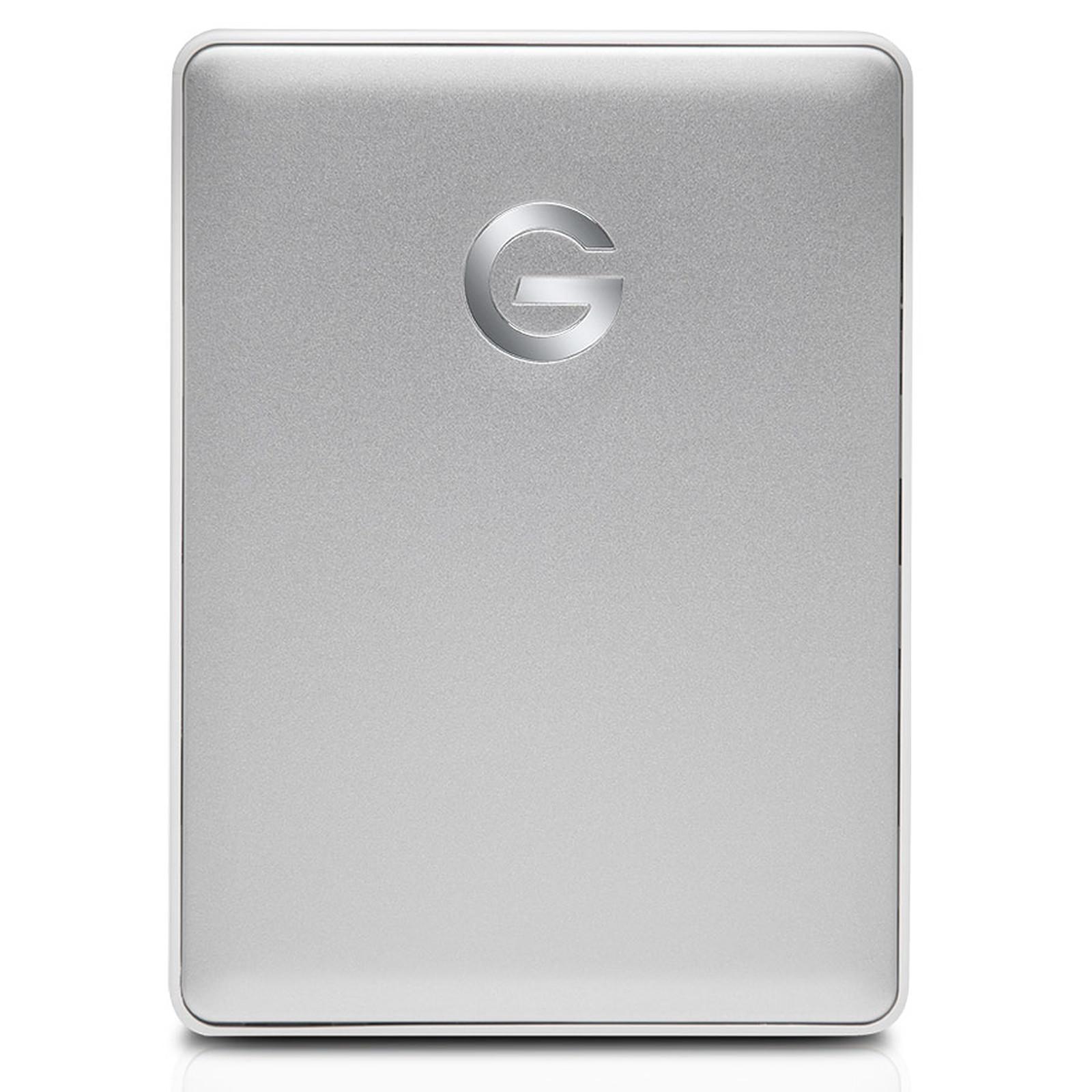 G-Technology G-Drive Mobile USB-C 1 To Argenté