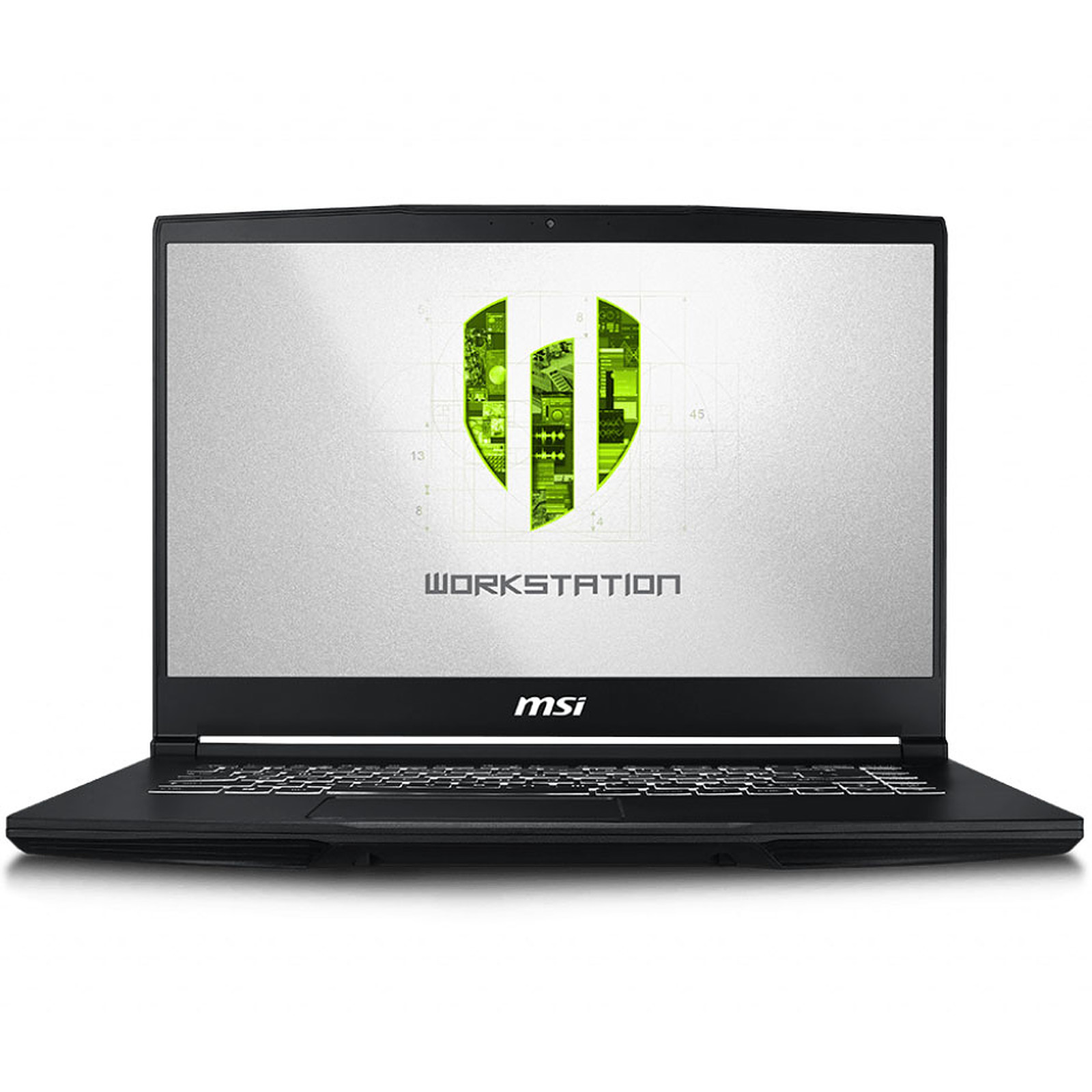 MSI WP65 9TH-412FR Workstation