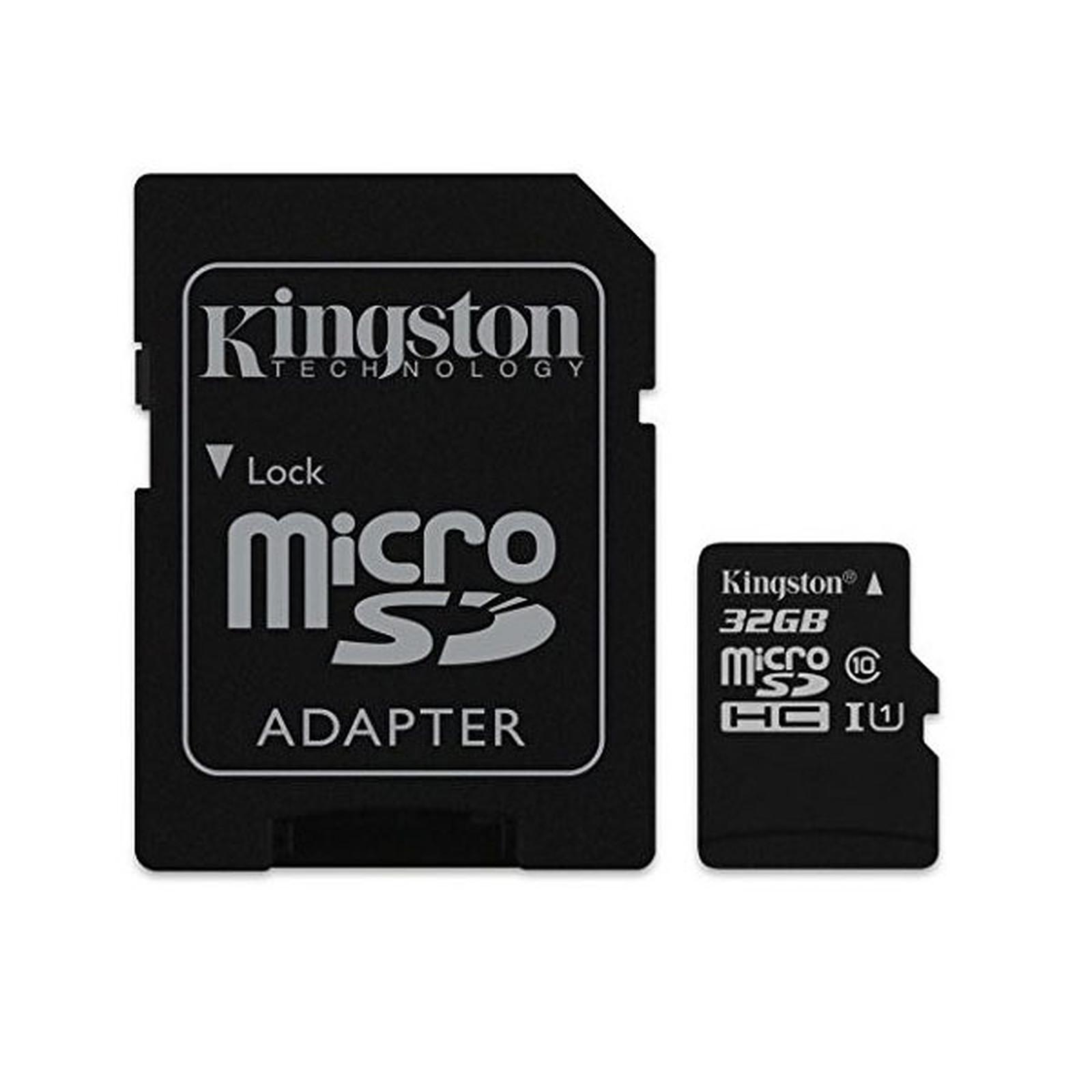 Raspberry Carte micro-SD 32 Go avec Noobs