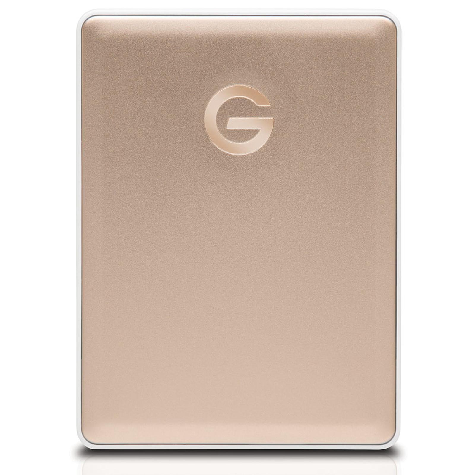 G-Technology G-Drive Mobile USB-C 2 To Doré