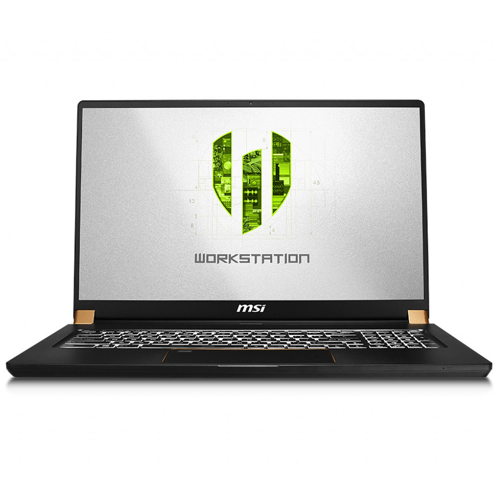 MSI WS75 9TL-628FR Workstation