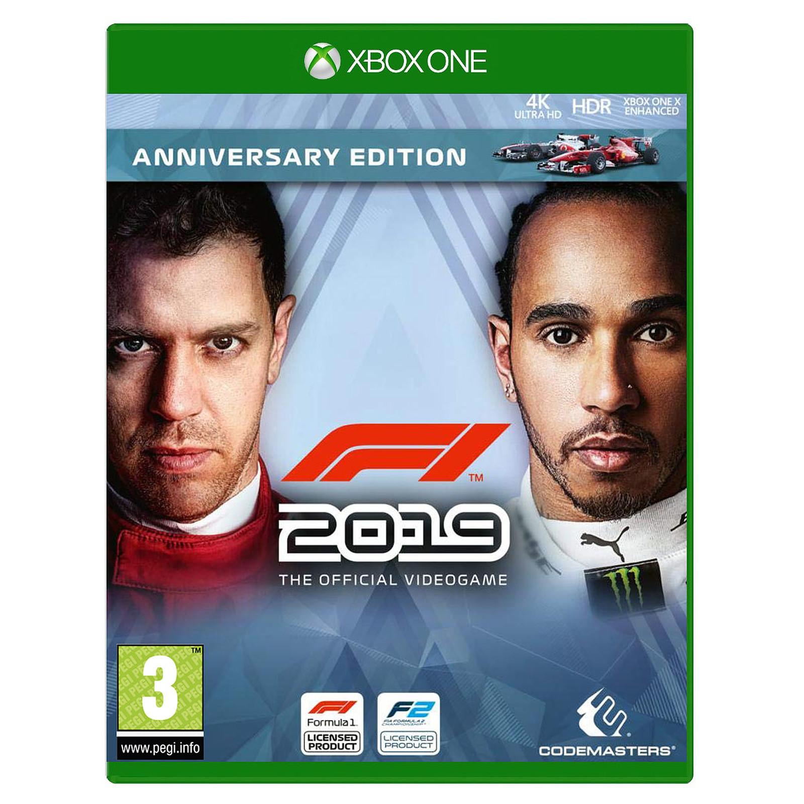 F1 2019 - Édition Anniversaire (Xbox One)