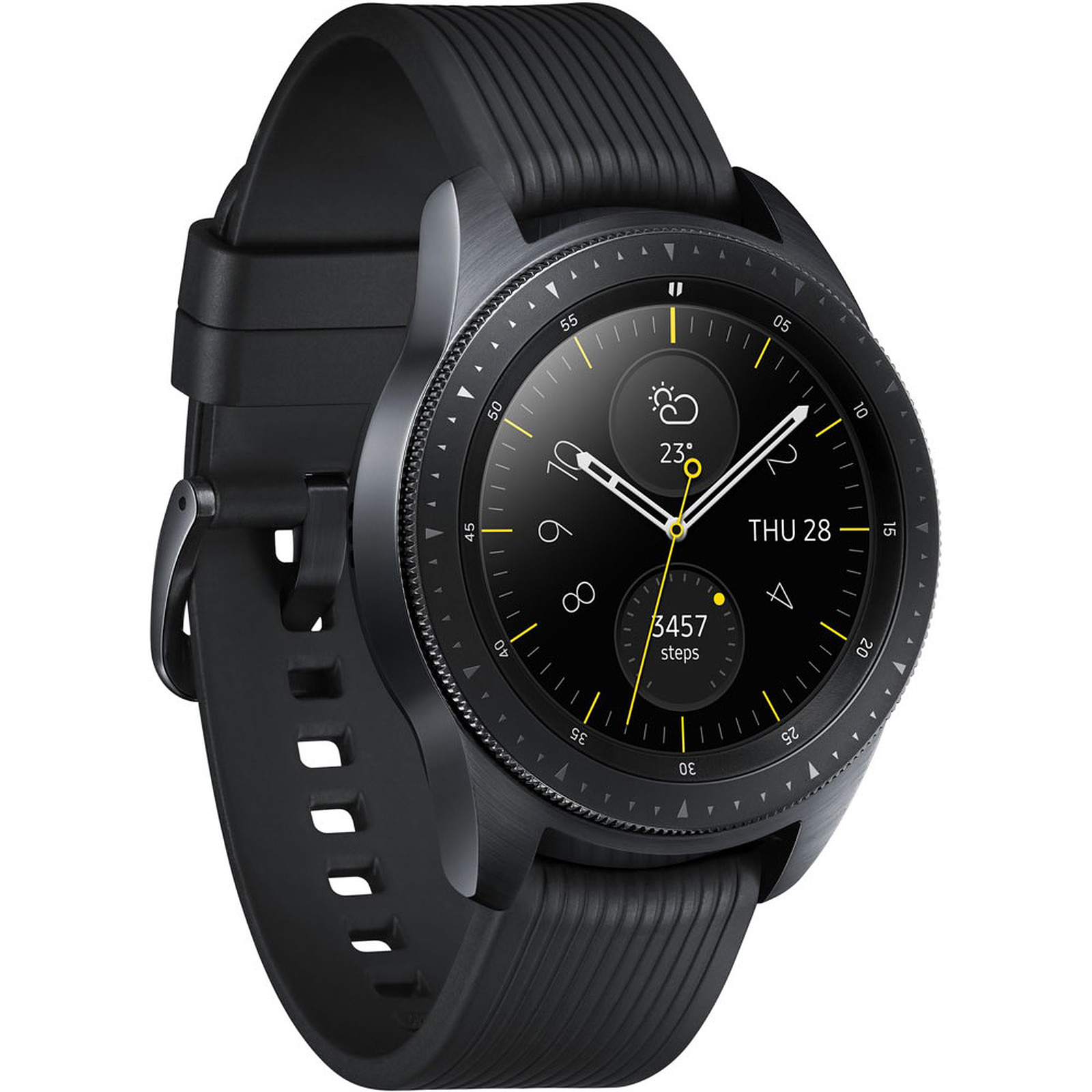 Samsung Galaxy Watch eSIM Noir Carbone (42 mm)