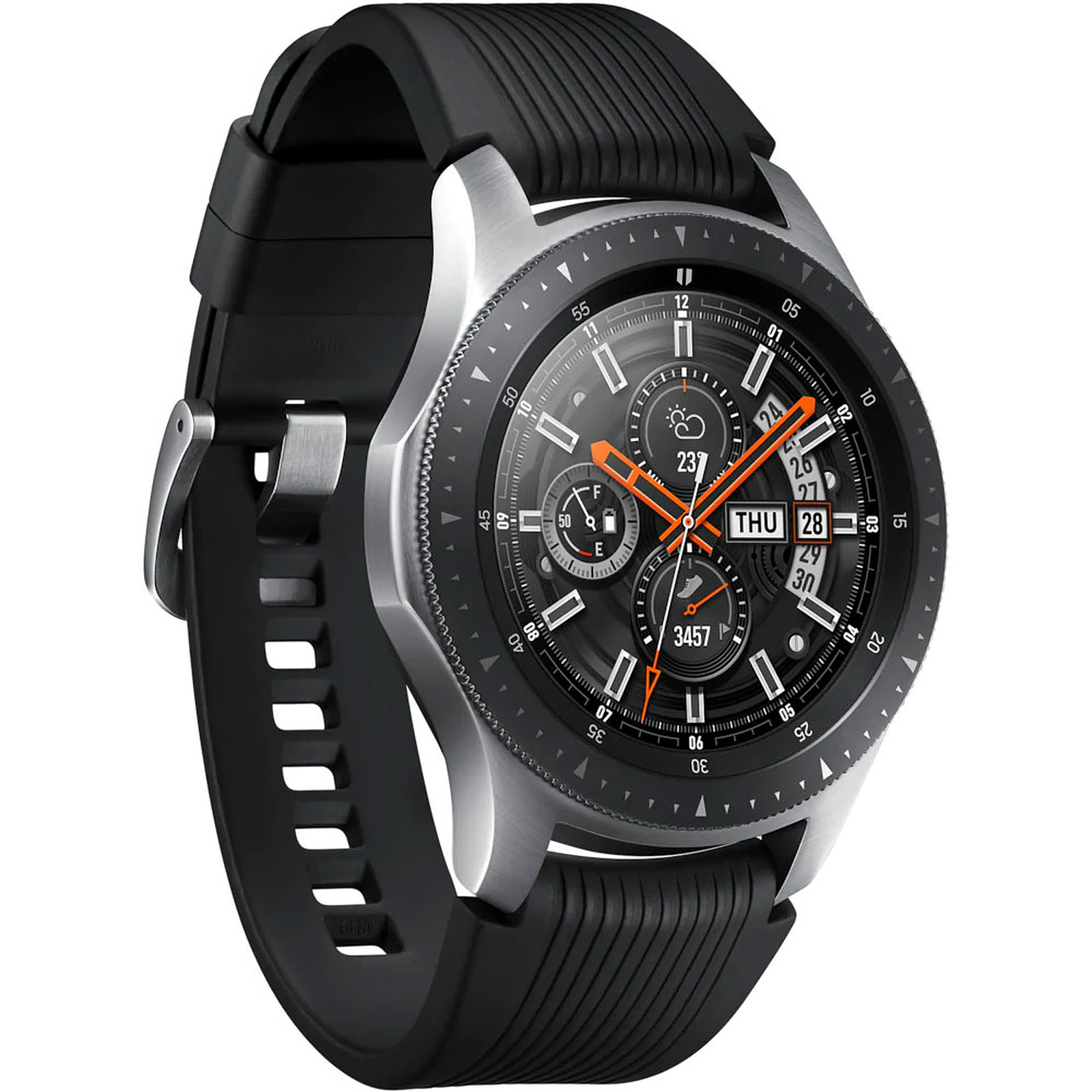 Samsung Galaxy Watch eSIM Gris Acier (46 mm)