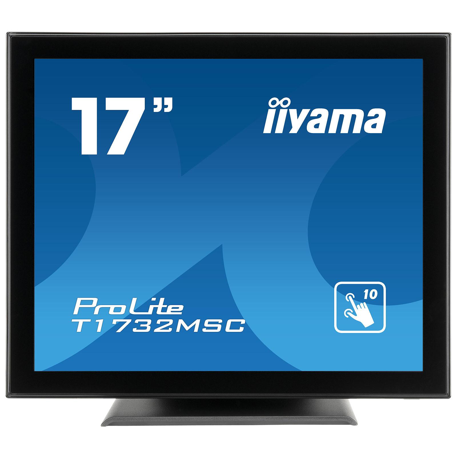 "iiyama 17"" LED Tactile - ProLite T1732MSC-B5X"