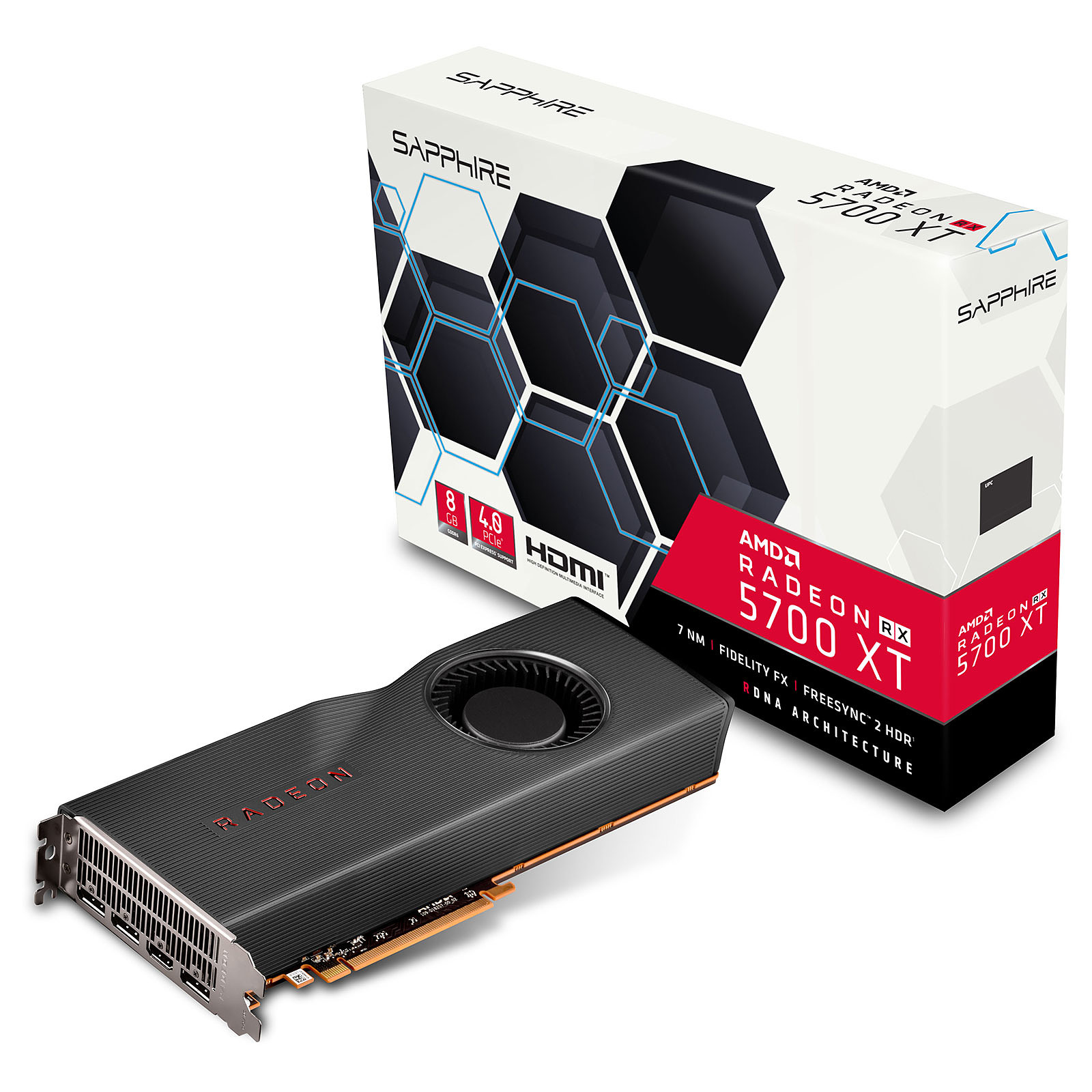 Sapphire Radeon RX 5700 XT 8G