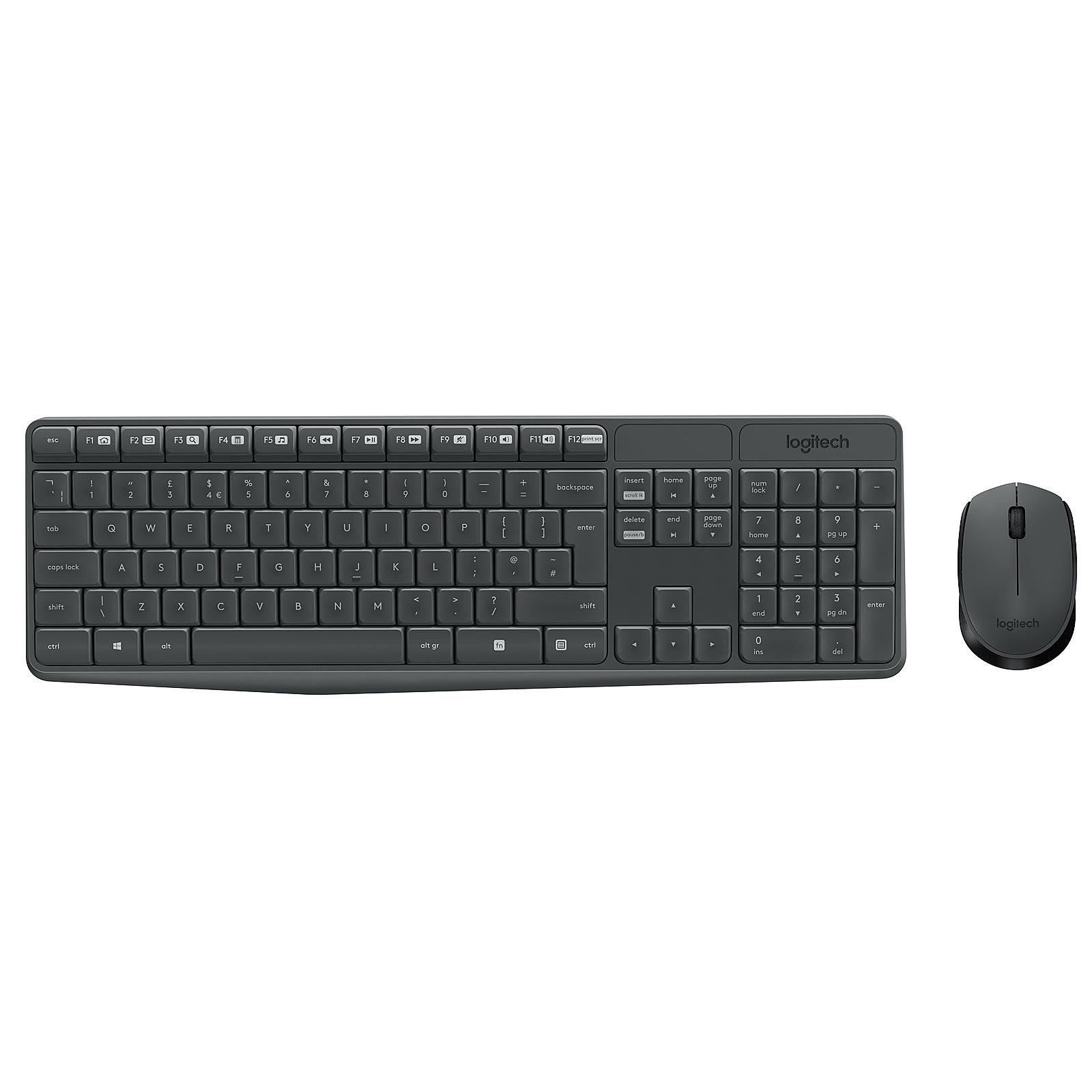 Logitech Desktop MK235